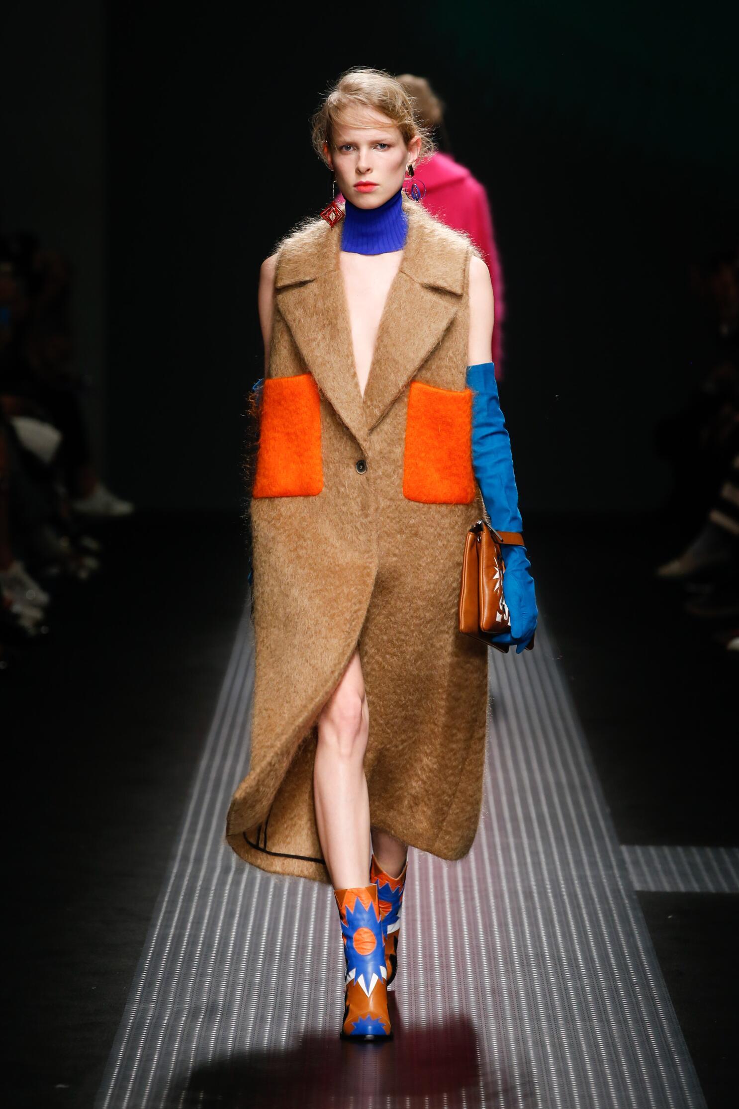 Msgm Collection Woman Milan Fashion Week