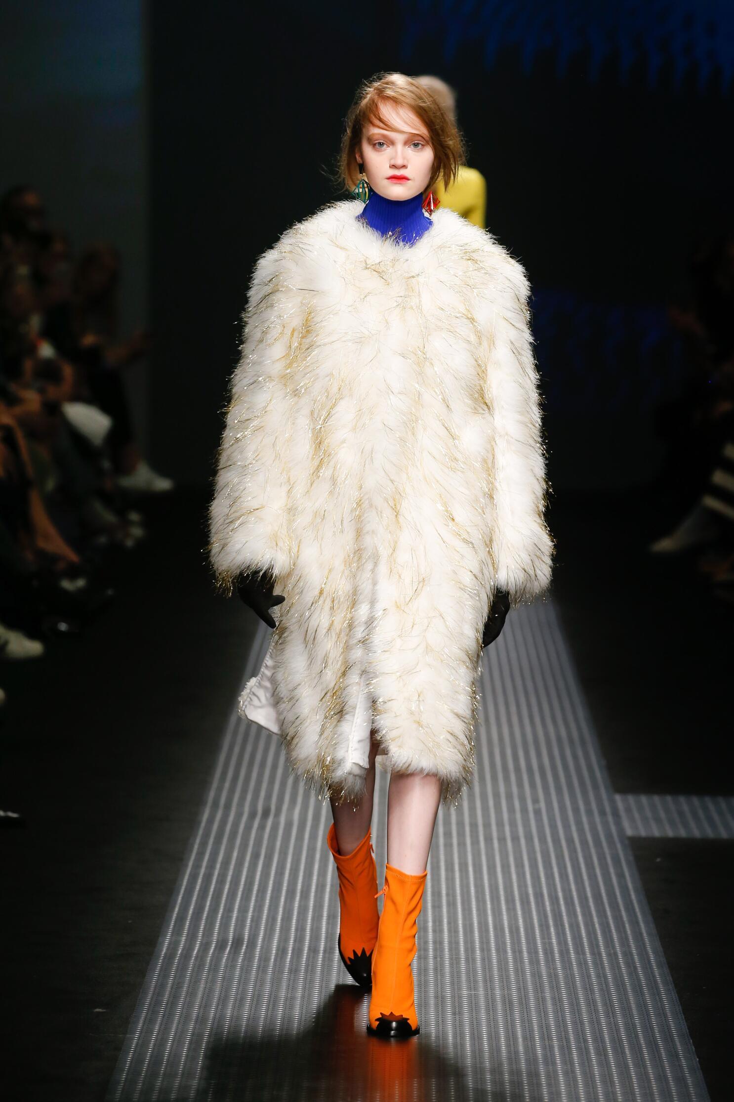Msgm Fall Winter 2015 16 Women's Collection Milan Fashion Week