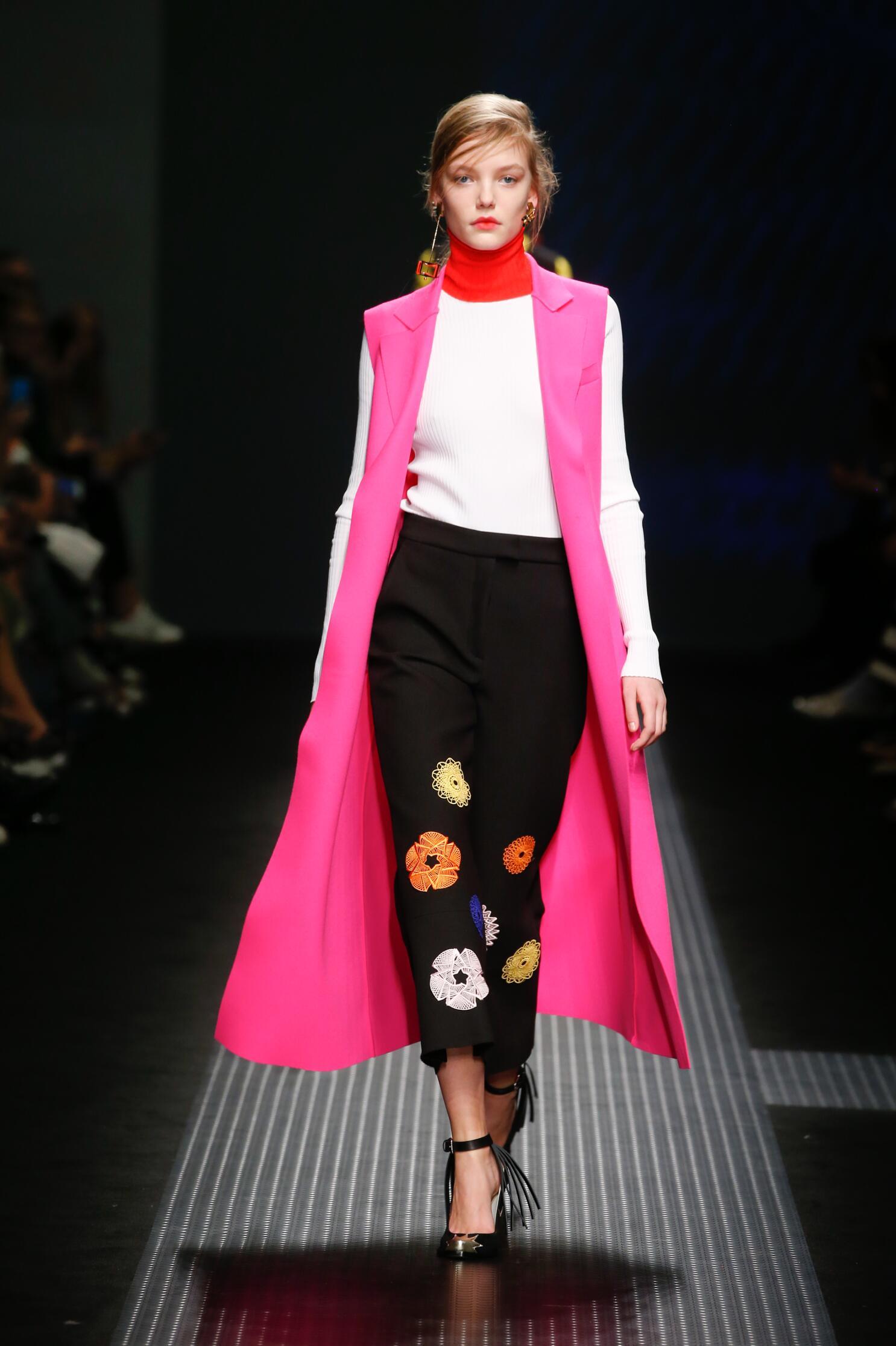 Msgm Fashion Show
