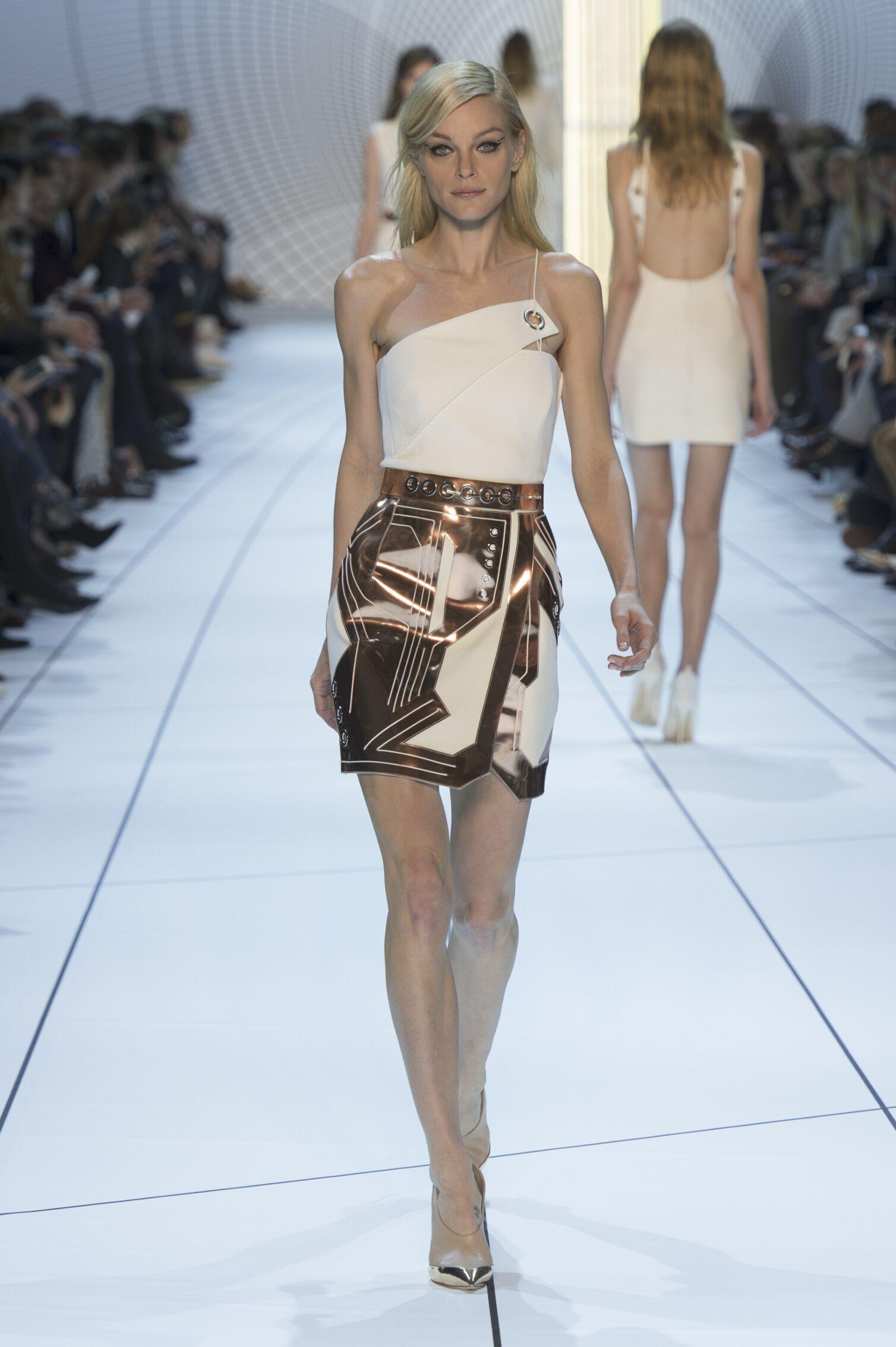 Mugler Collection Paris Fashion Week
