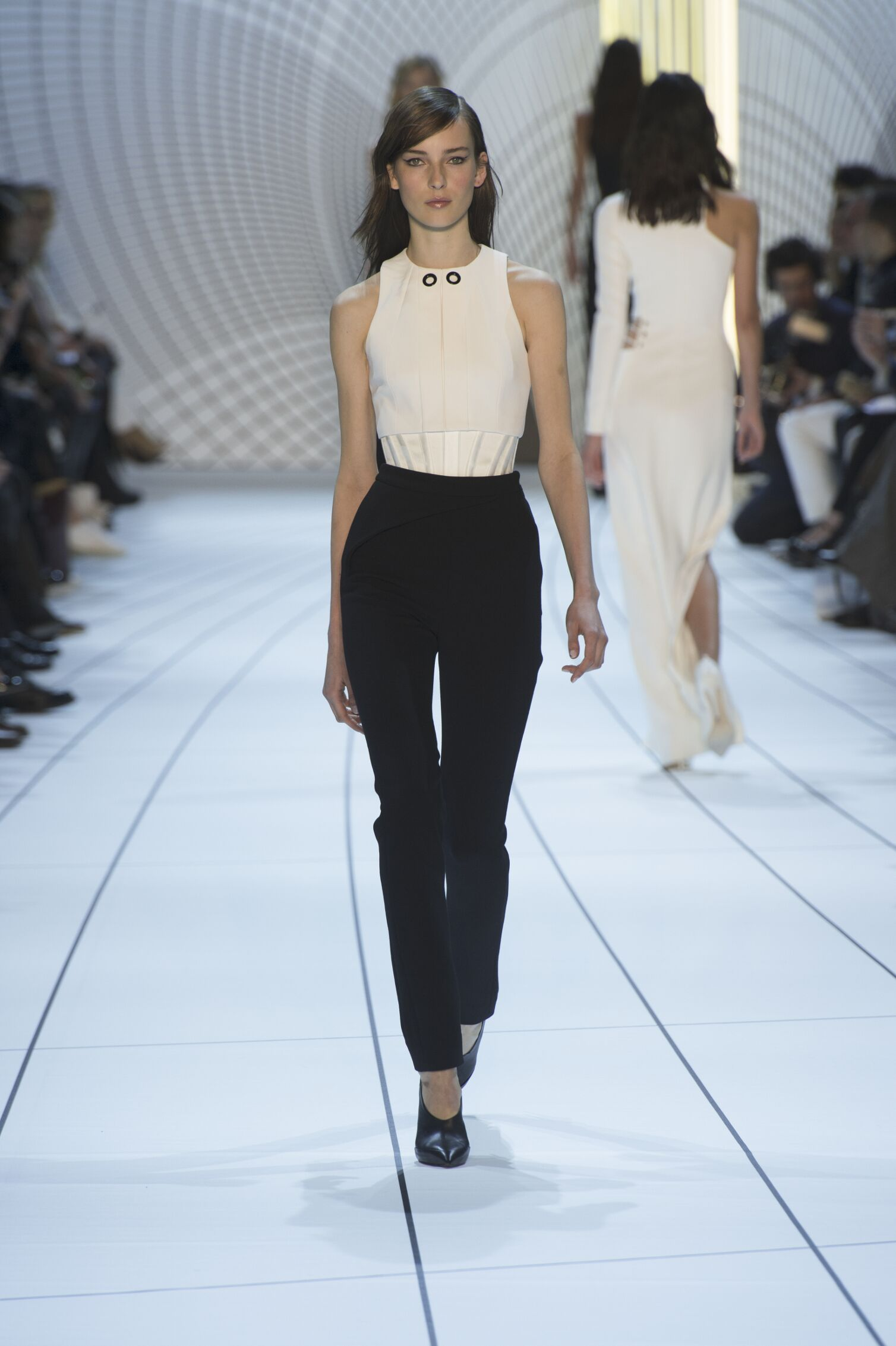 Mugler Collection Winter 2015 Catwalk