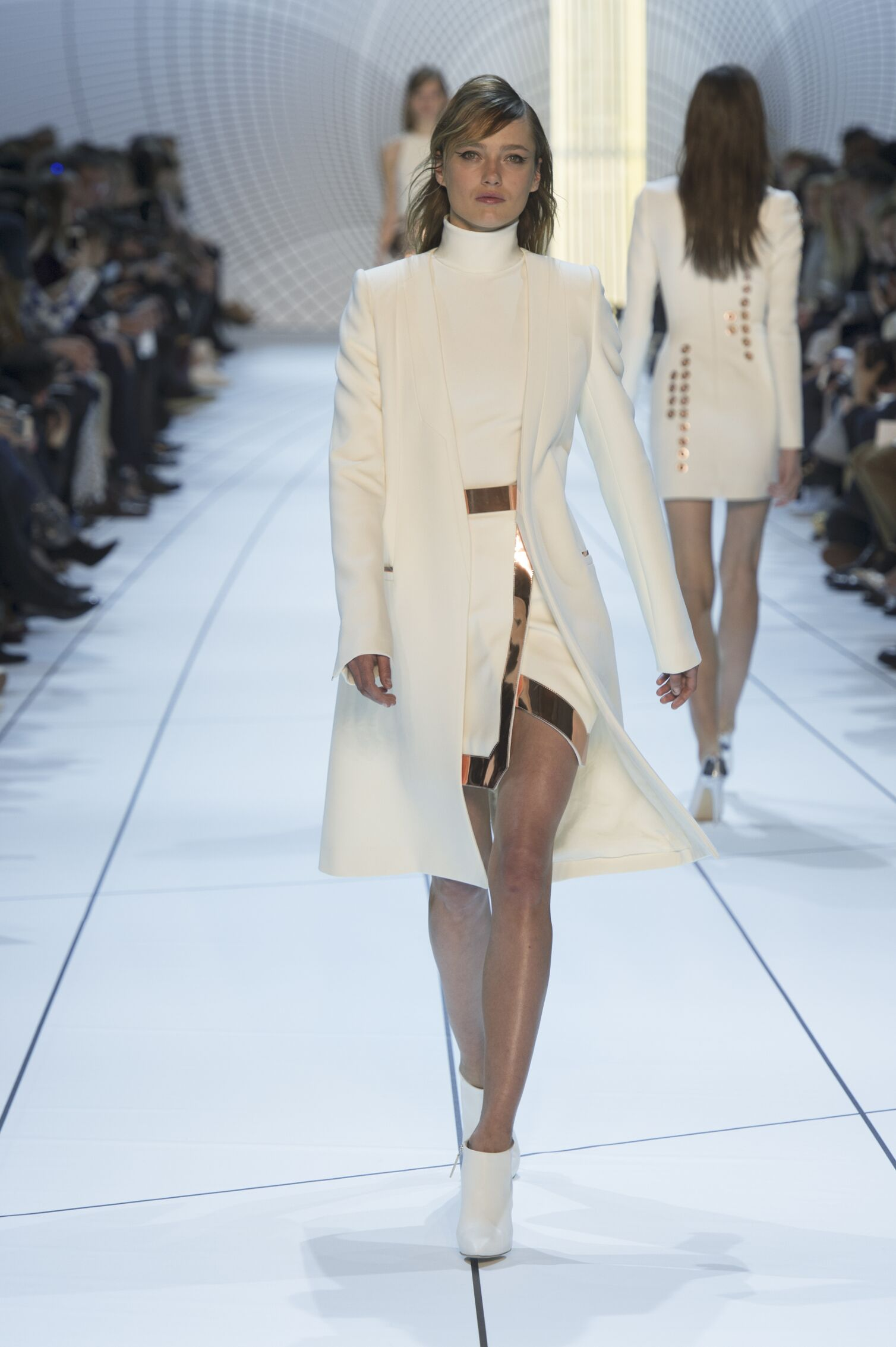 Mugler Women's Collection 2015 2016