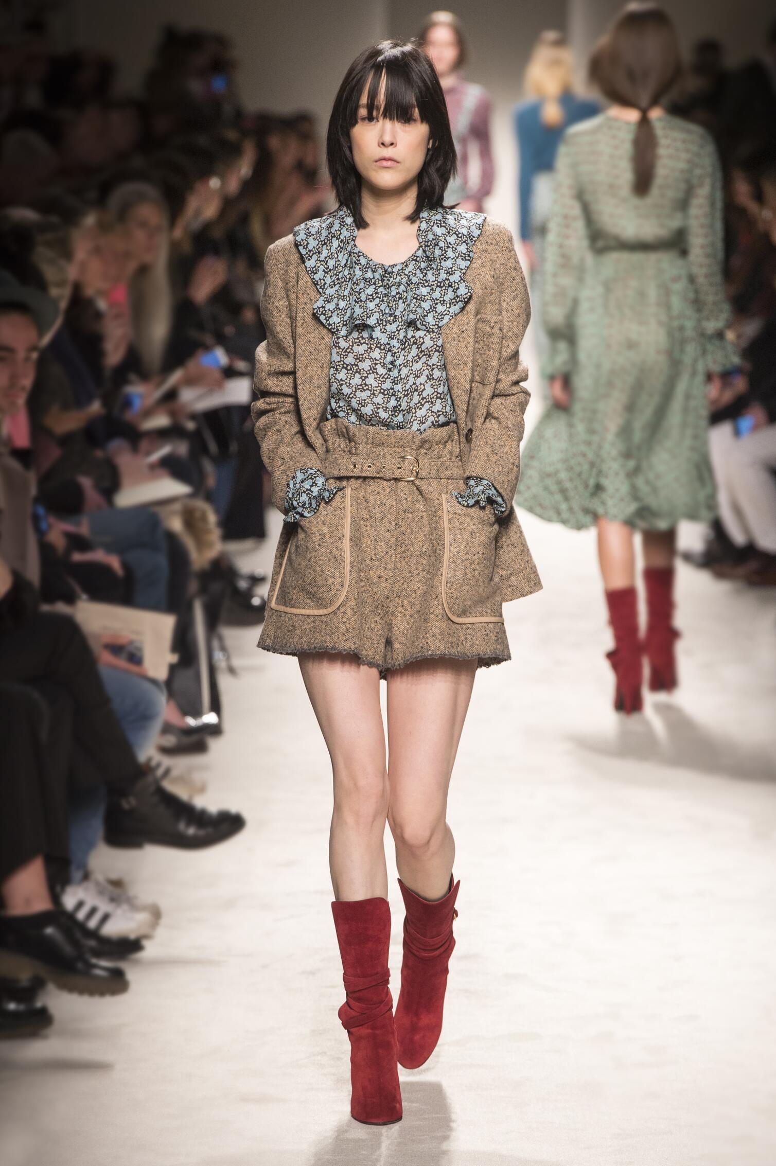 Philosophy di Lorenzo Serafini Collection Milan Fashion Week Womenswear