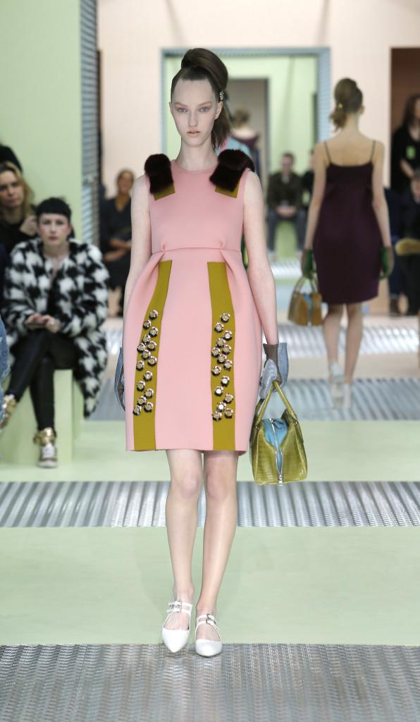 Prada Collection Catwalk