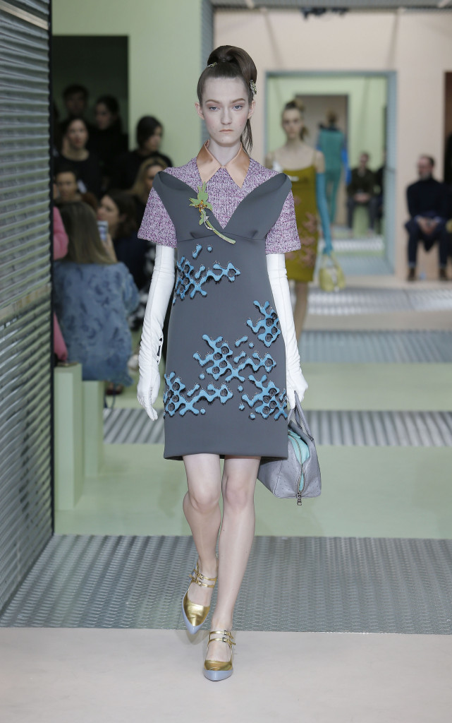 Prada Collection Woman 2015