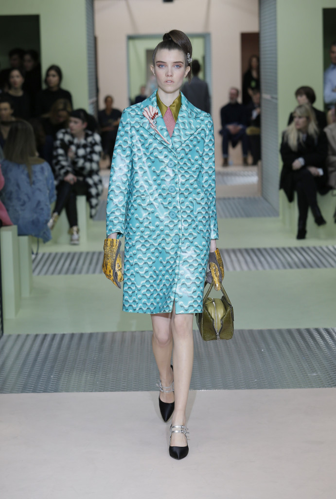 Prada Women's Collection 2015 2016