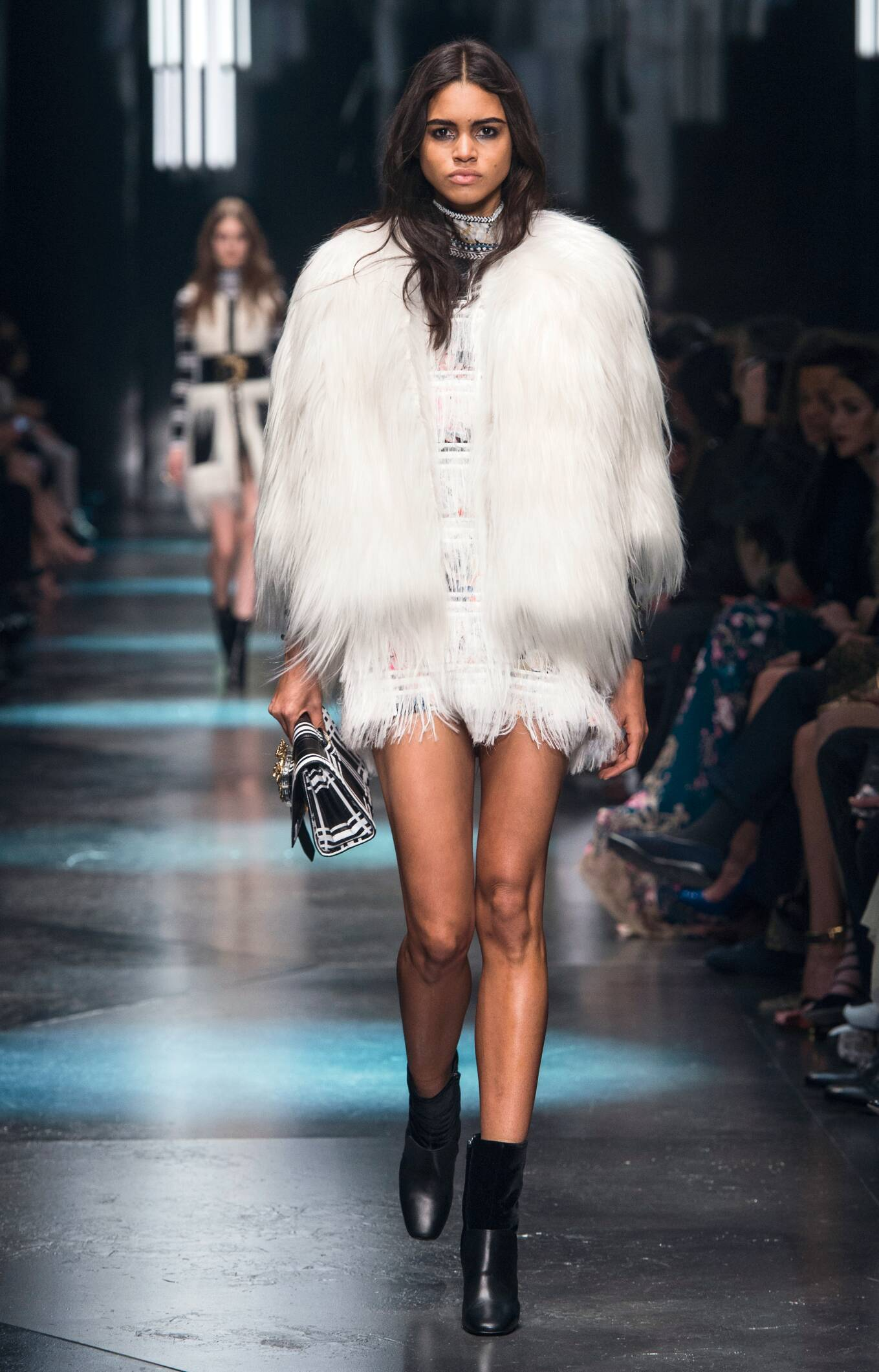 Roberto Cavalli Collection Winter 2015 Catwalk