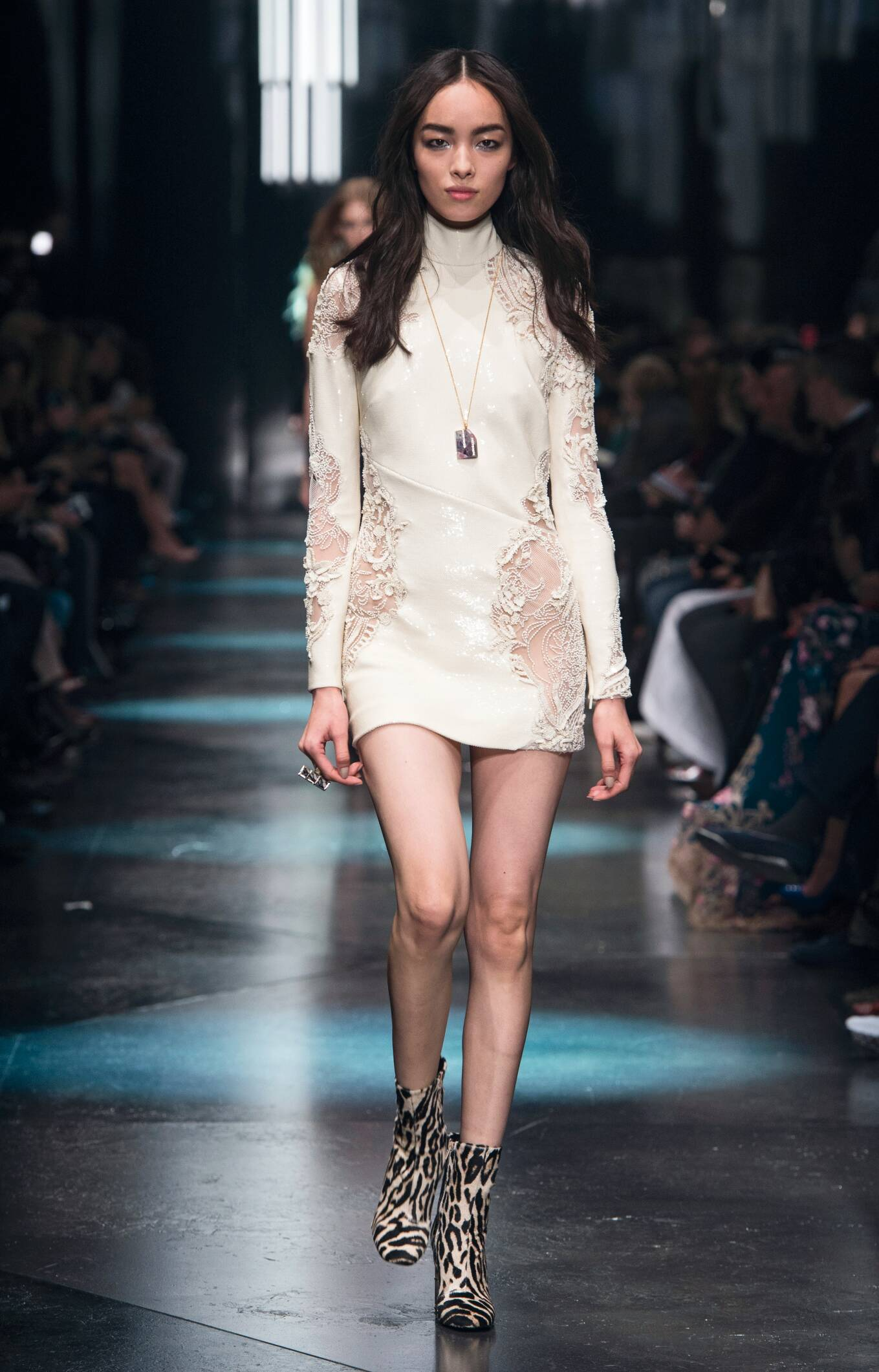 Roberto Cavalli Fall Winter 2015 16 Women's Collection Milan Fashion Week
