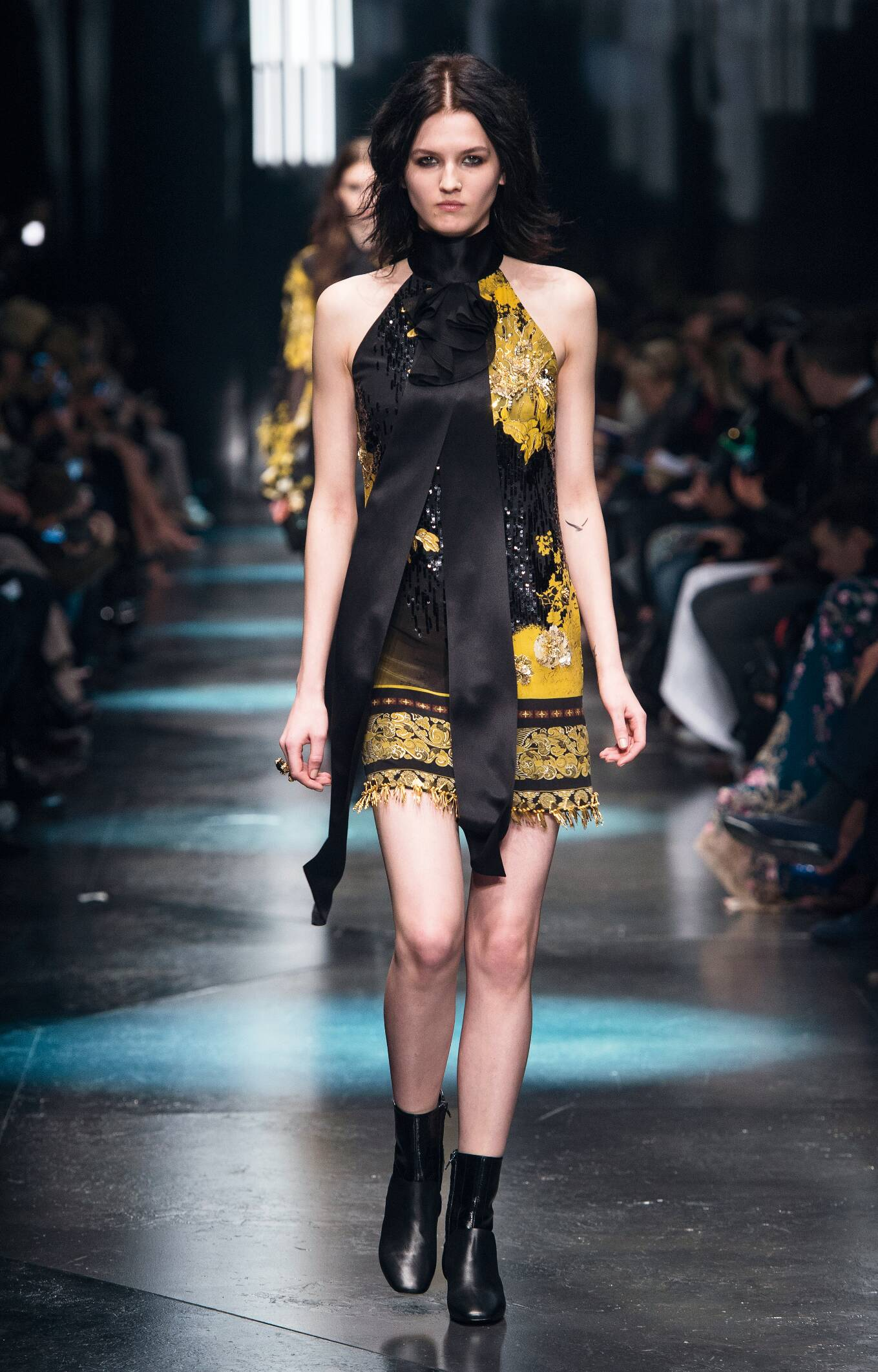 Roberto Cavalli Fall Winter 2015 16 Womenswear Collection Milan Fashion Week Fashion Show