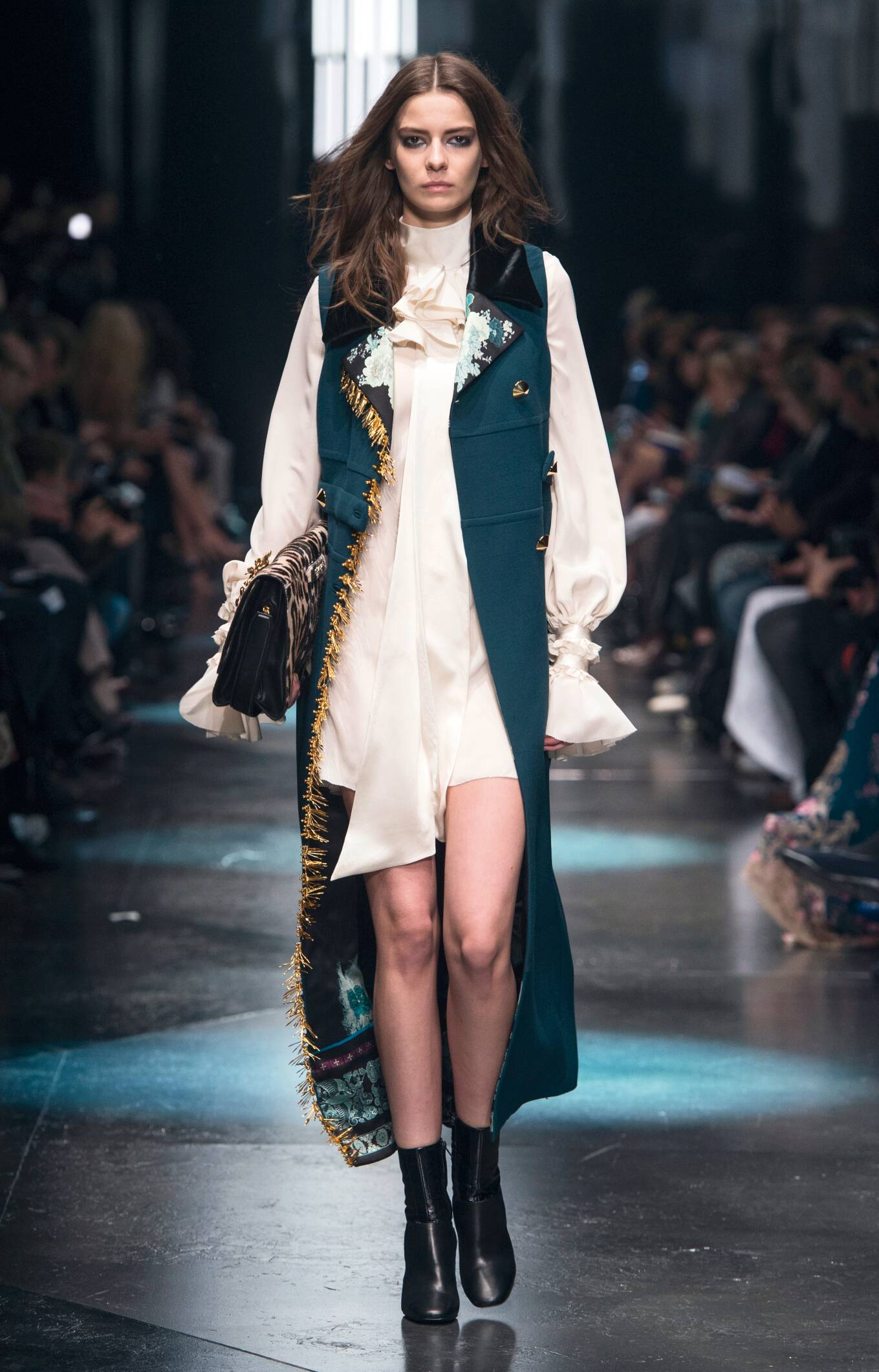 Roberto Cavalli Women's Collection 2015 2016