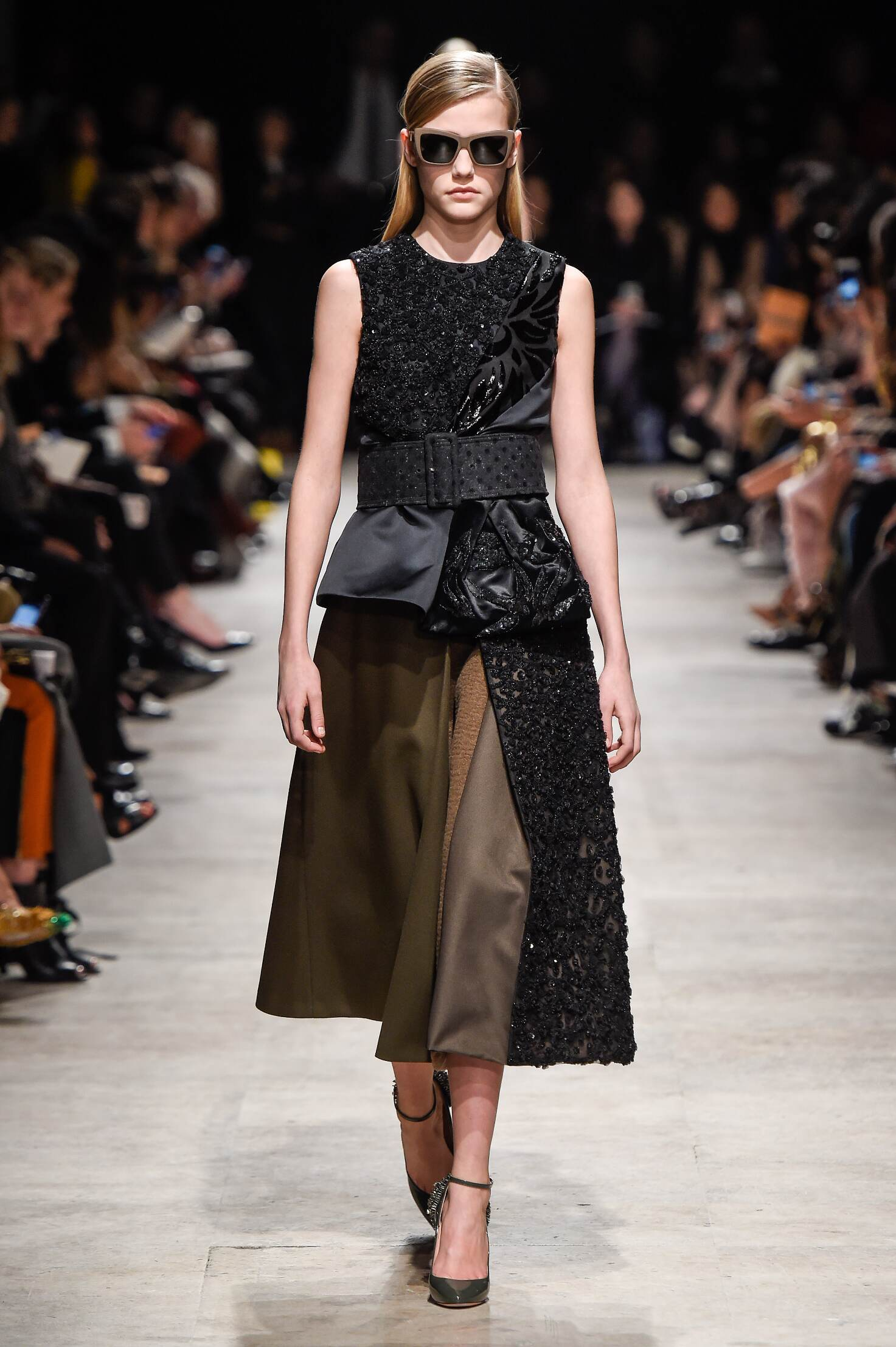 Rochas Collection Paris Fashion Week