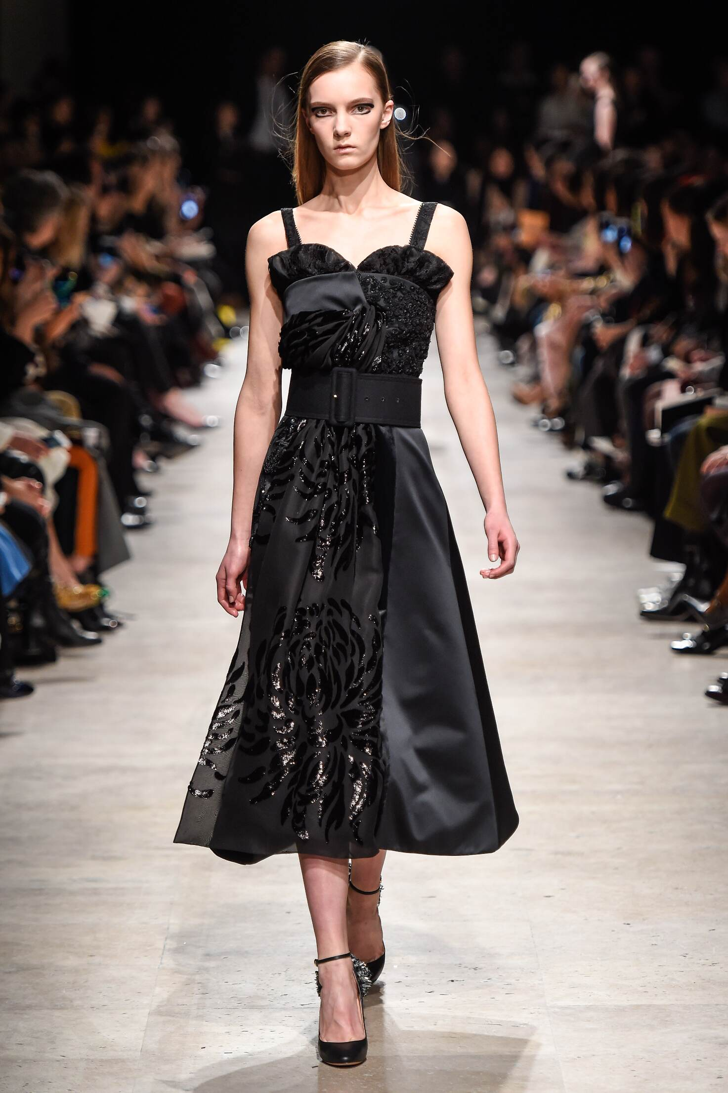 Rochas Collection Woman Paris Fashion Week