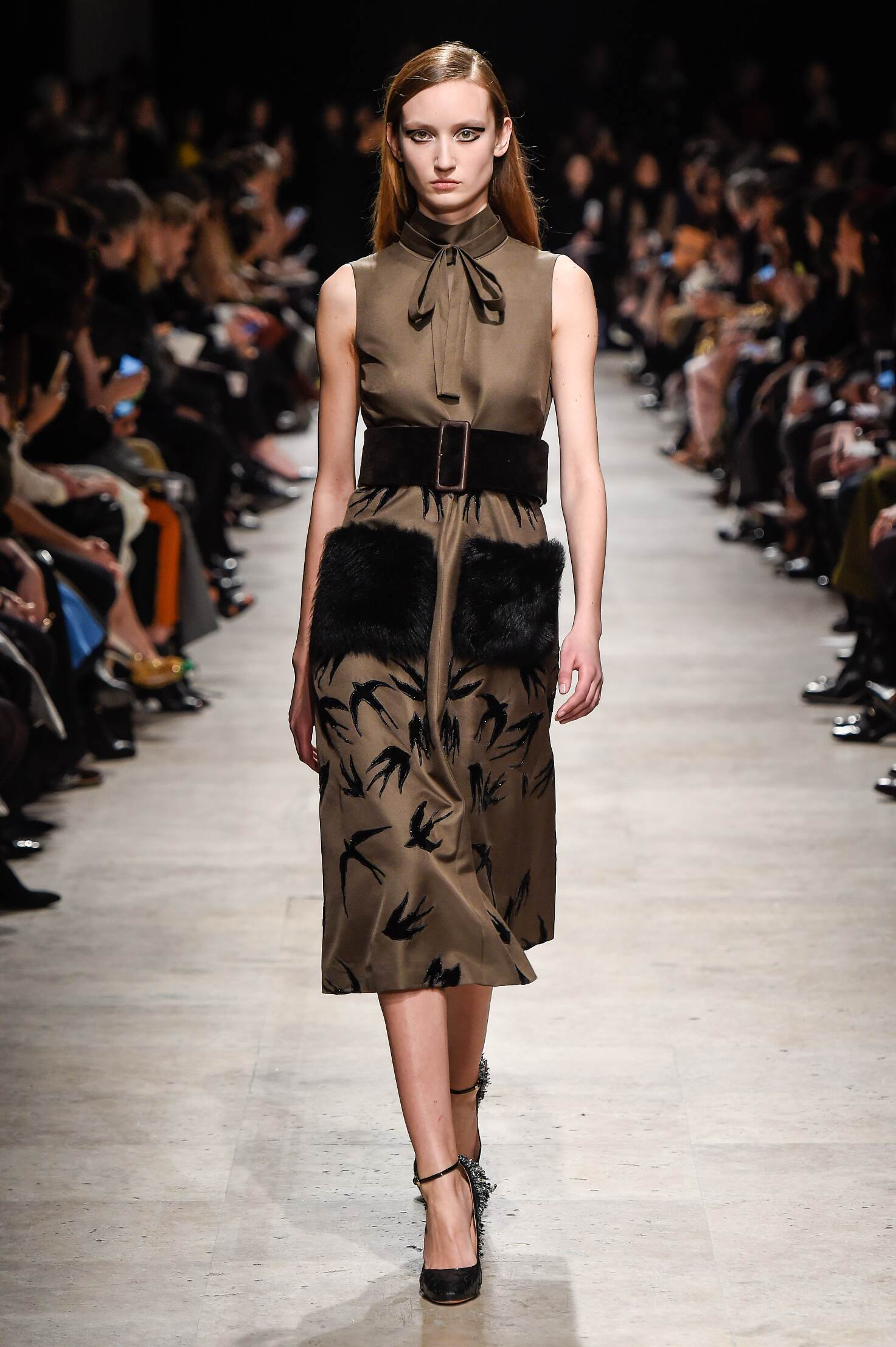 Rochas Fall Winter 2015 16 Womens Collection Paris Fashion Week