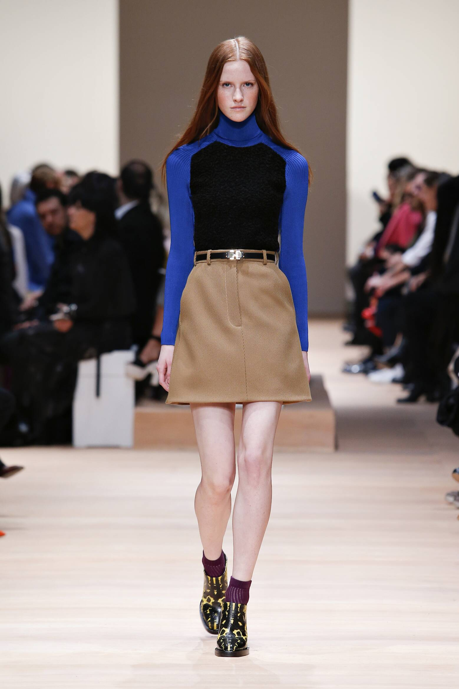 Runway Carven Fall Winter 2015 16 Women's Collection Paris Fashion Week
