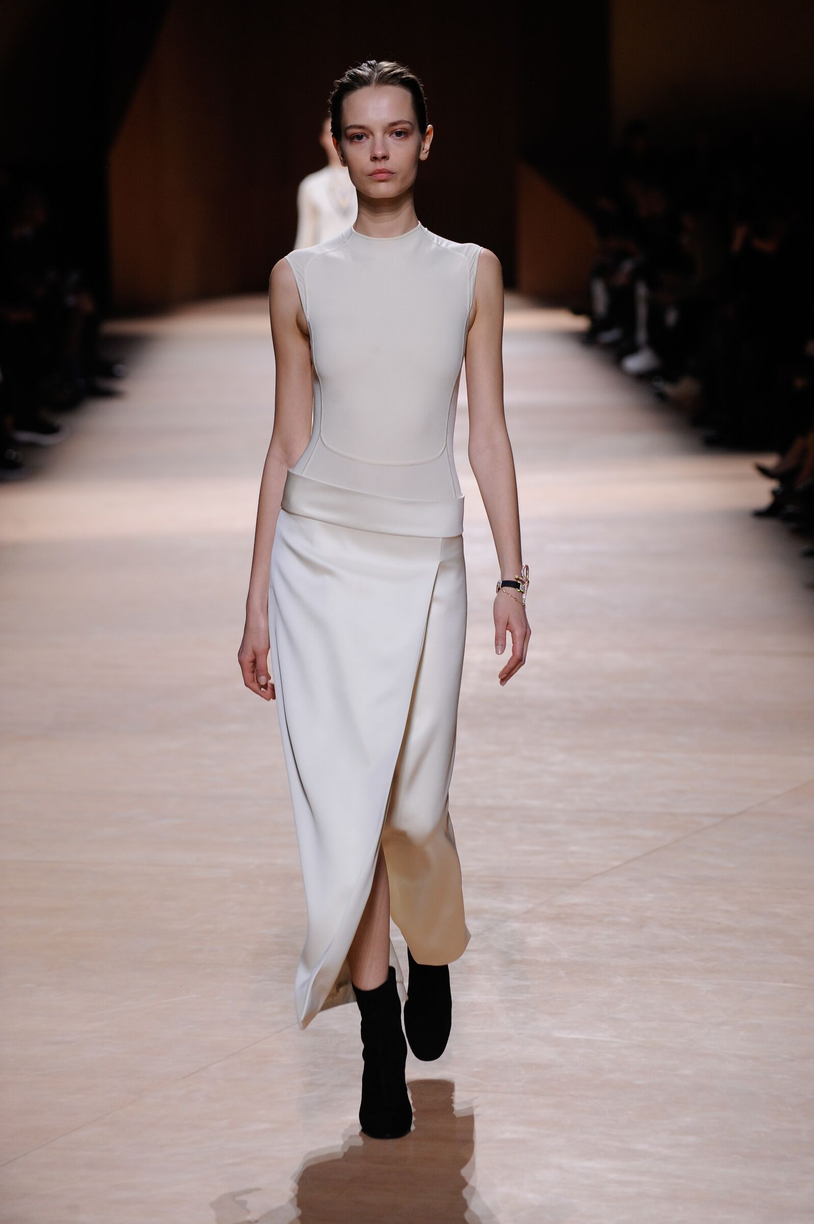 Runway Hermès Fashion Show Winter 2015