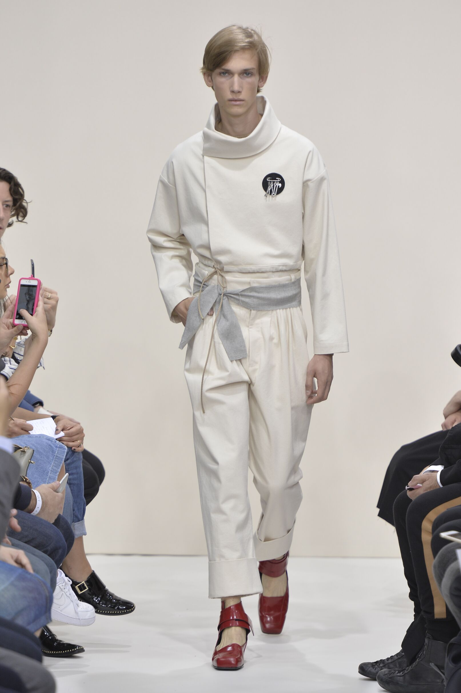 Runway J.W. Anderson Spring Summer 2016 Men's Collection London Fashion Week