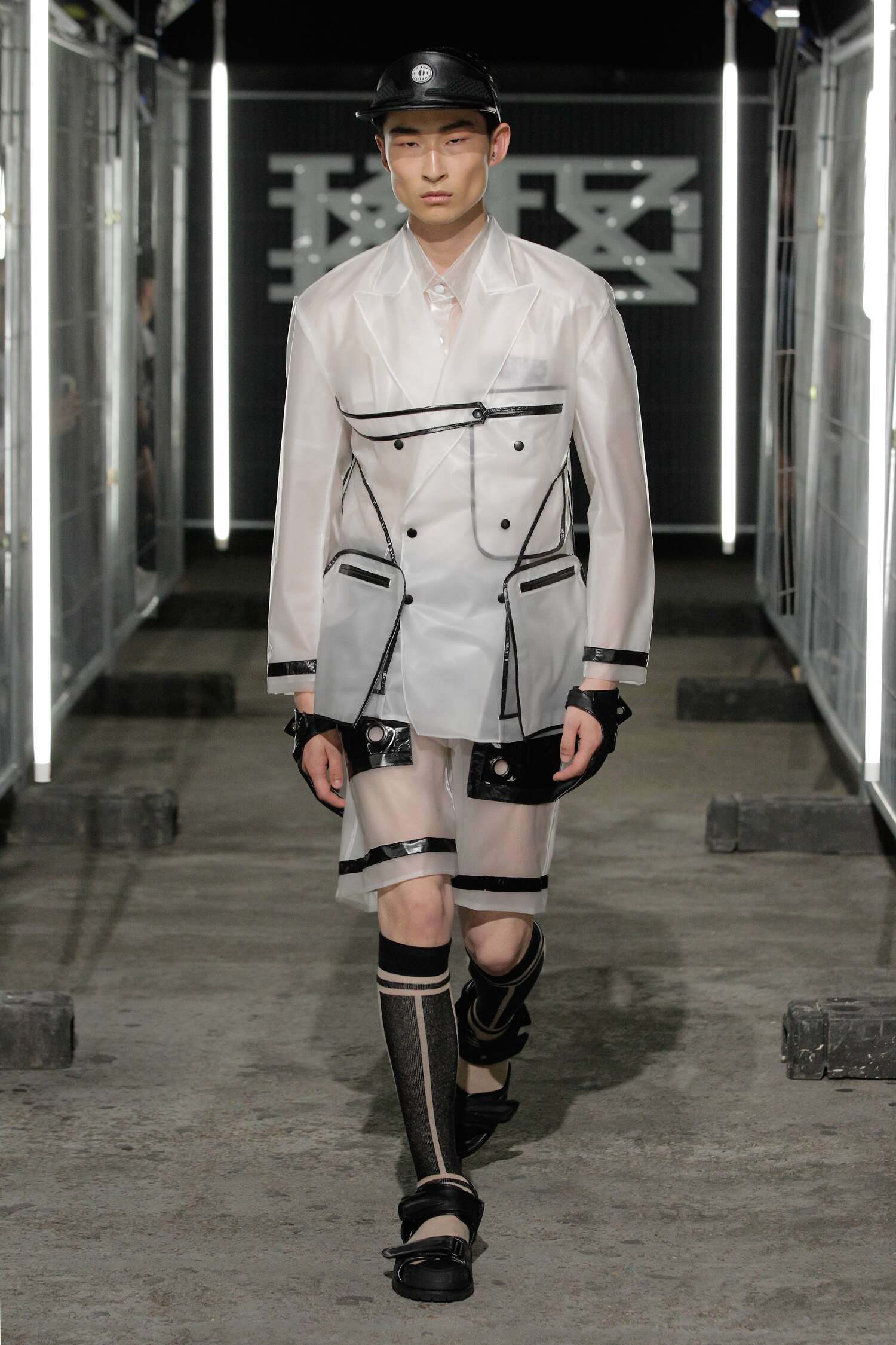 Runway KTZ Spring Summer 2016 Men's Collection London Fashion Week