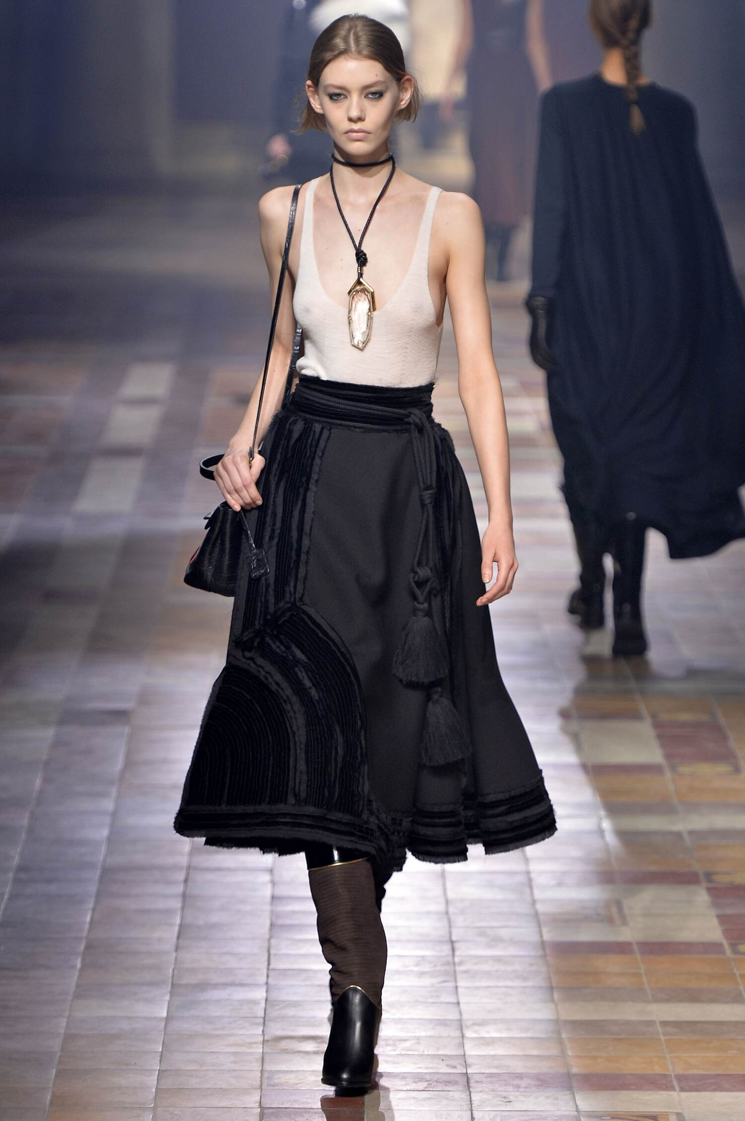 Runway Lanvin Fall Winter 2015 16 Women's Collection Paris Fashion Week