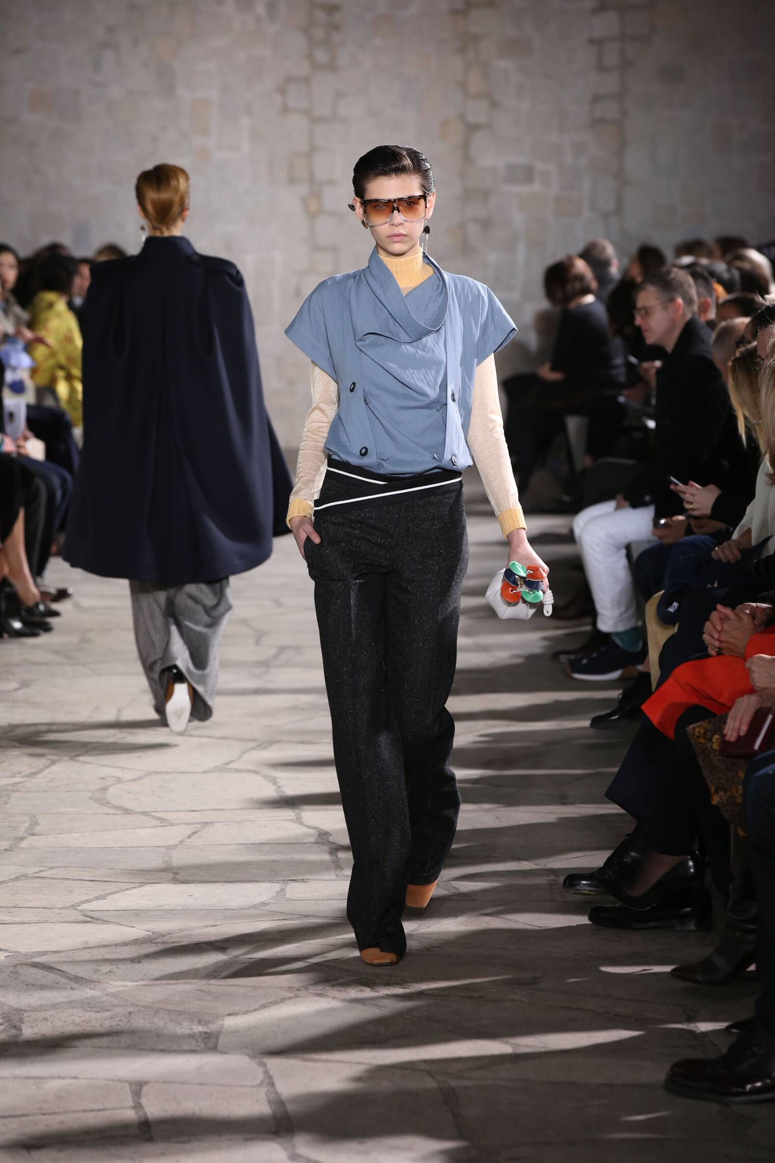 Runway Loewe Fall Winter 2015 16 Women's Collection Paris Fashion Week