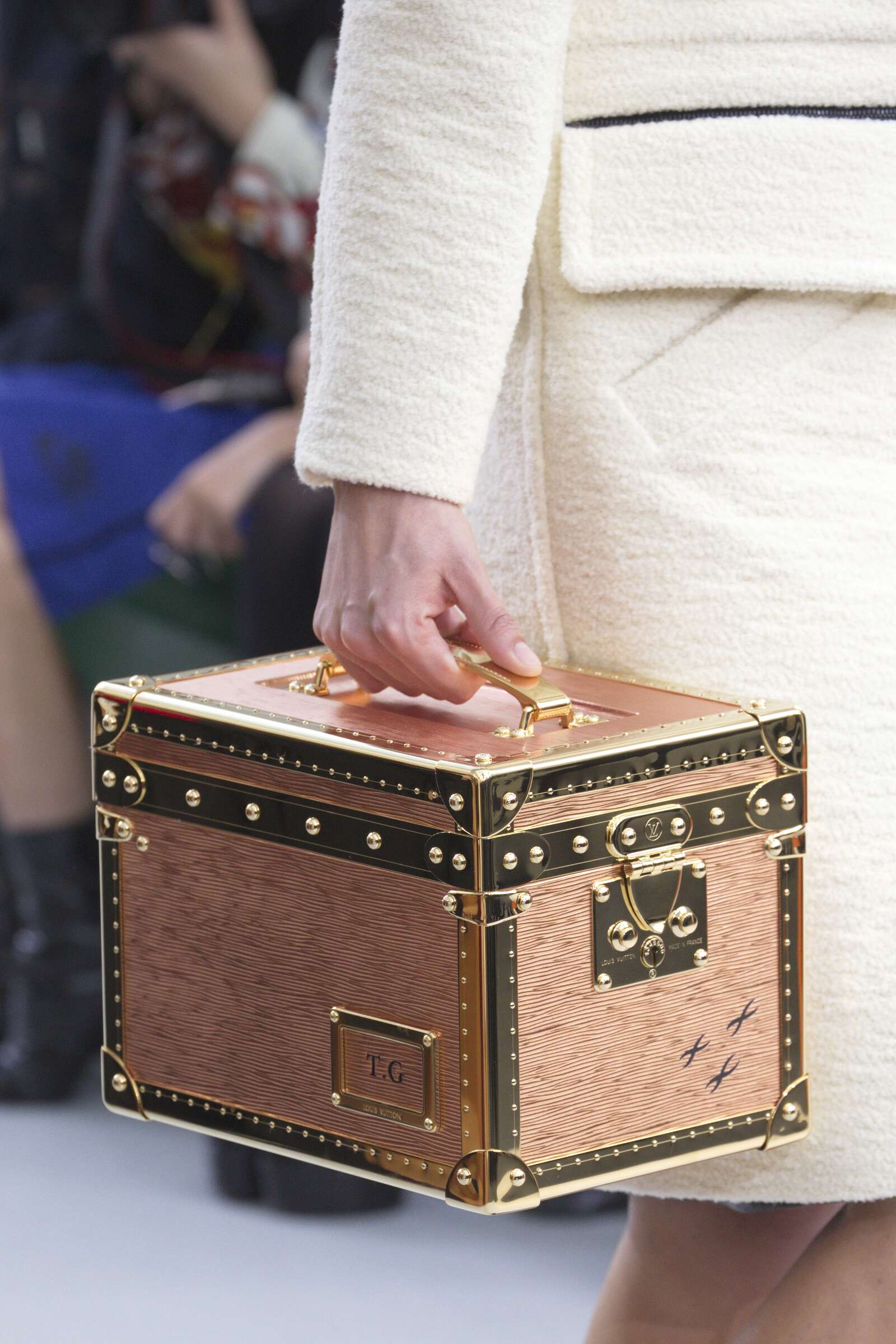 Runway Louis Vuitton Bag Details Fall Winter 2015 16 Women's Collection Paris Fashion Week