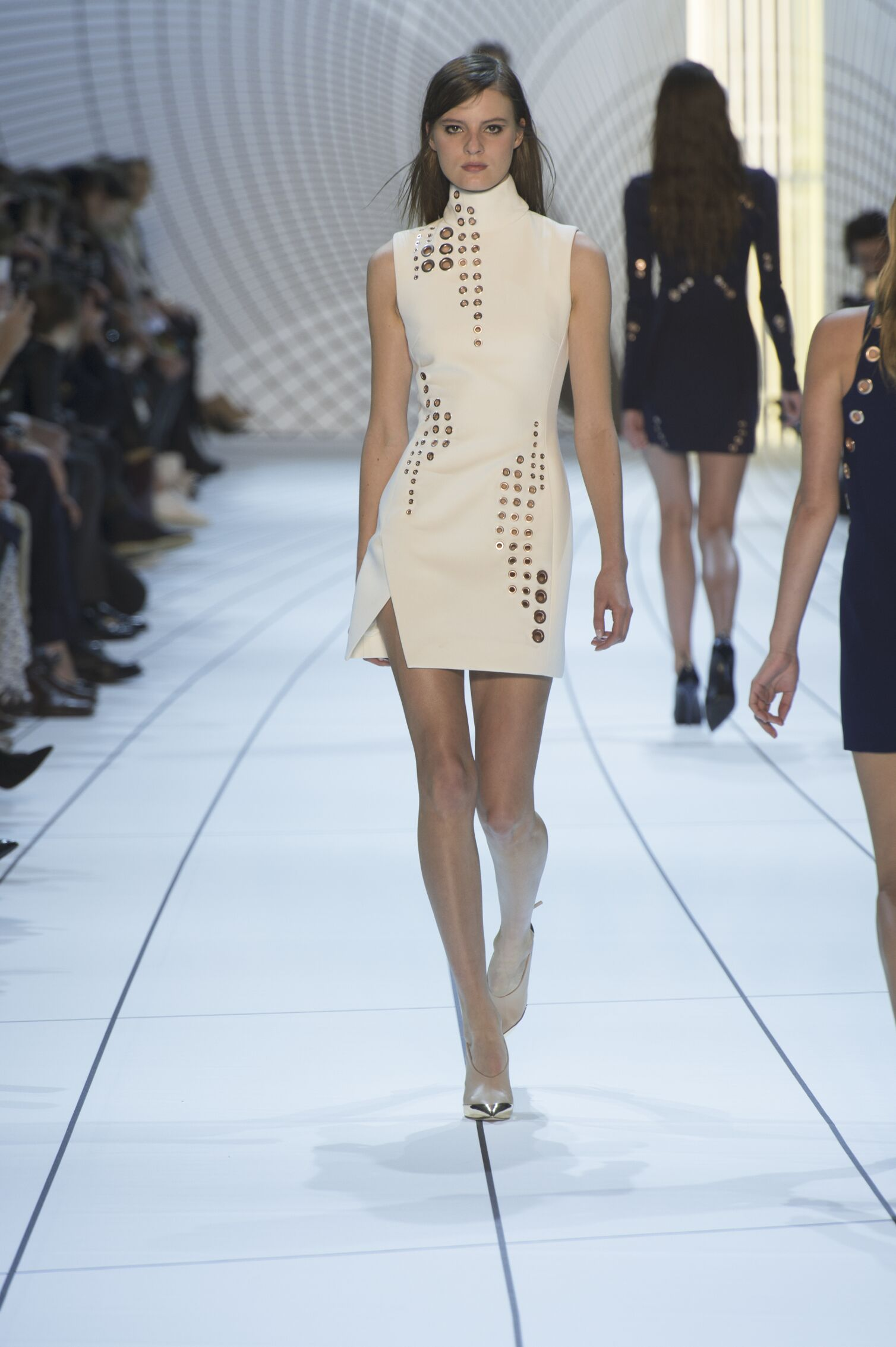 Runway Mugler Fall Winter 2015 16 Women's Collection Paris Fashion Week