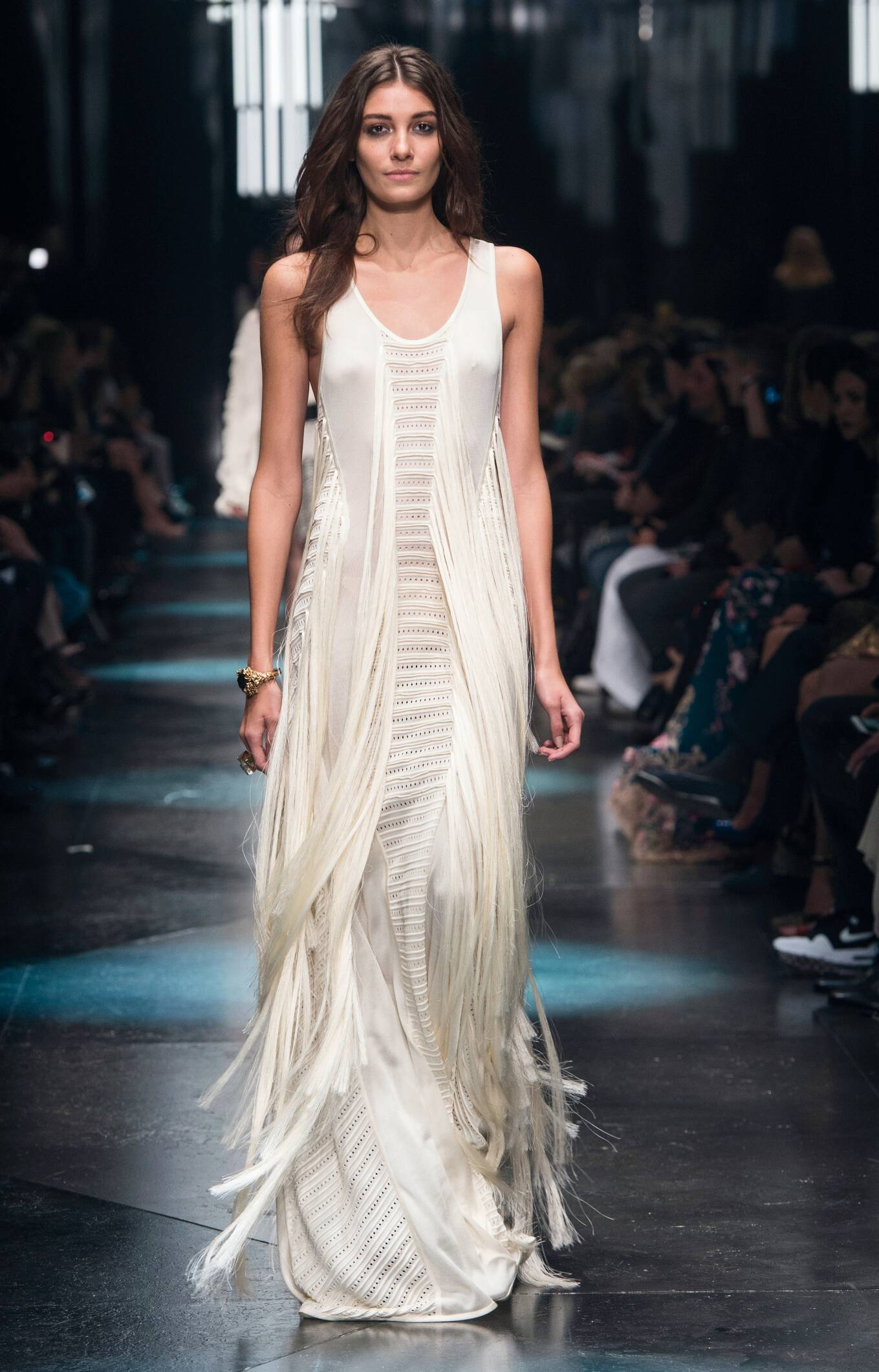 Runway Roberto Cavalli Fashion Show Winter 2015
