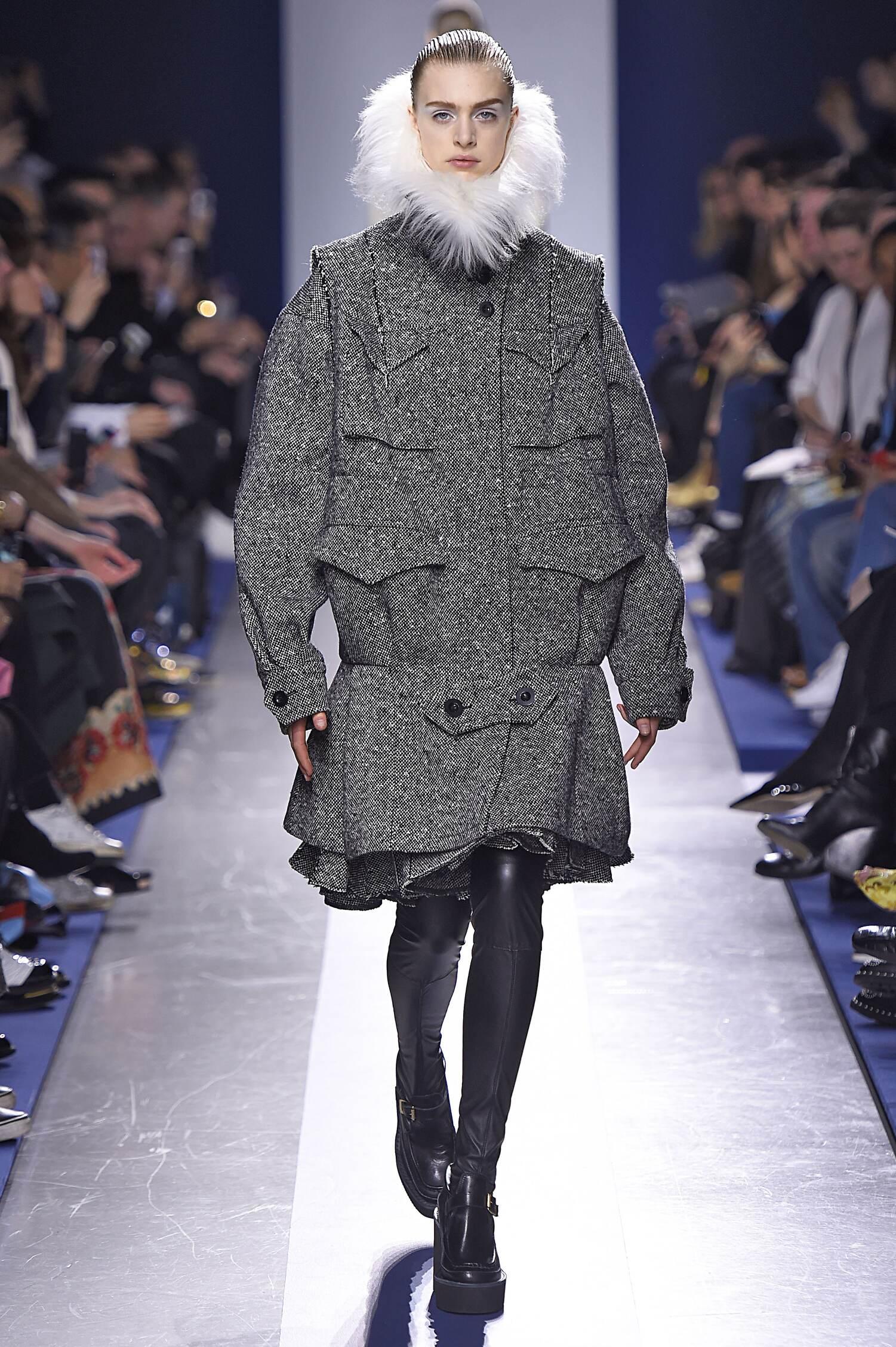 Sacai Collection Fashion Trends