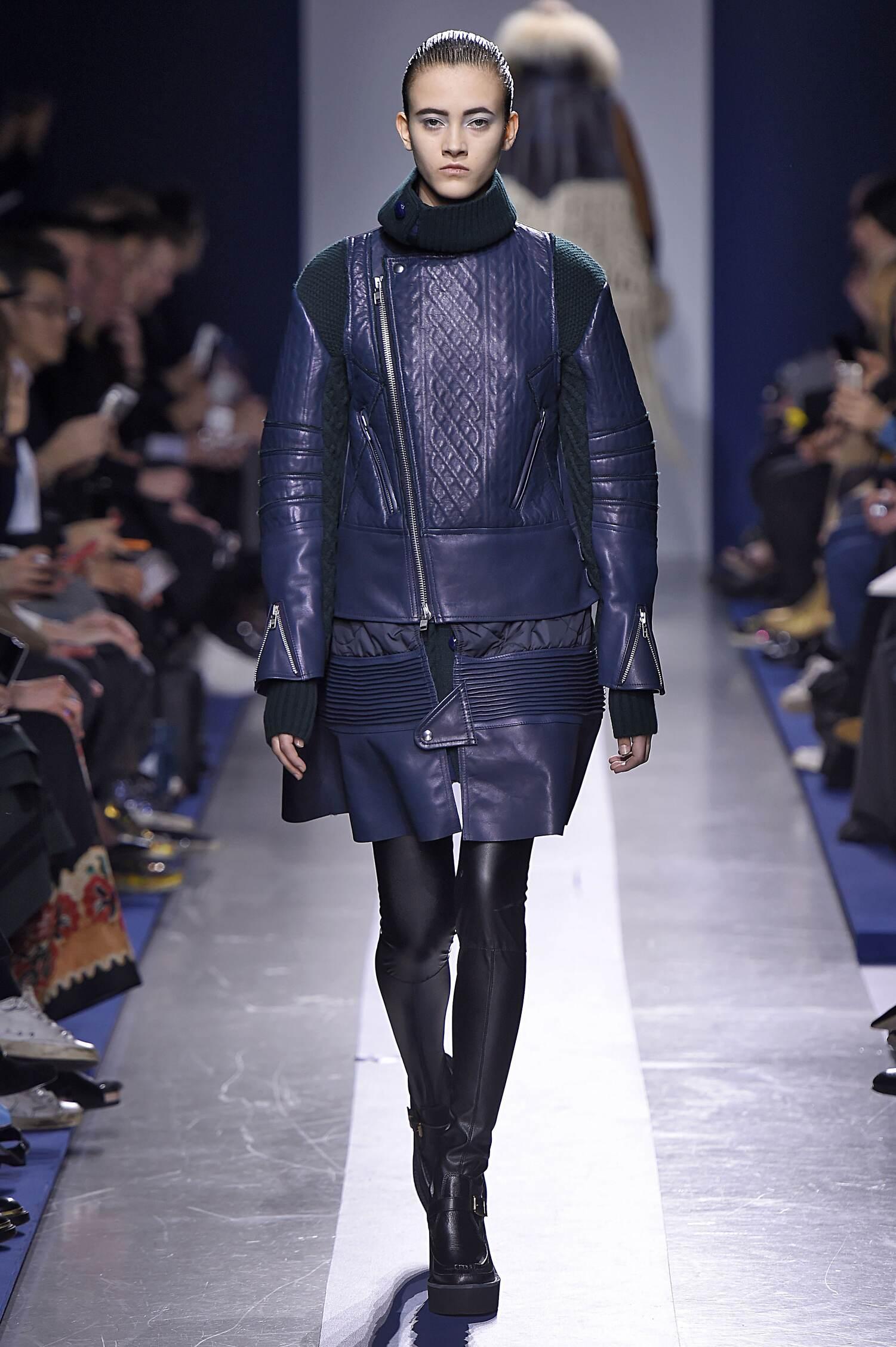 Sacai Collection Paris Fashion Week