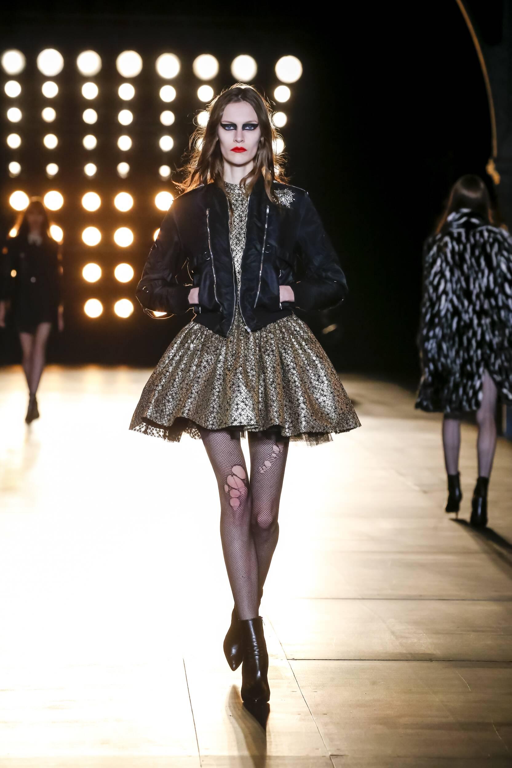 Saint Laurent Collection Fashion Trends