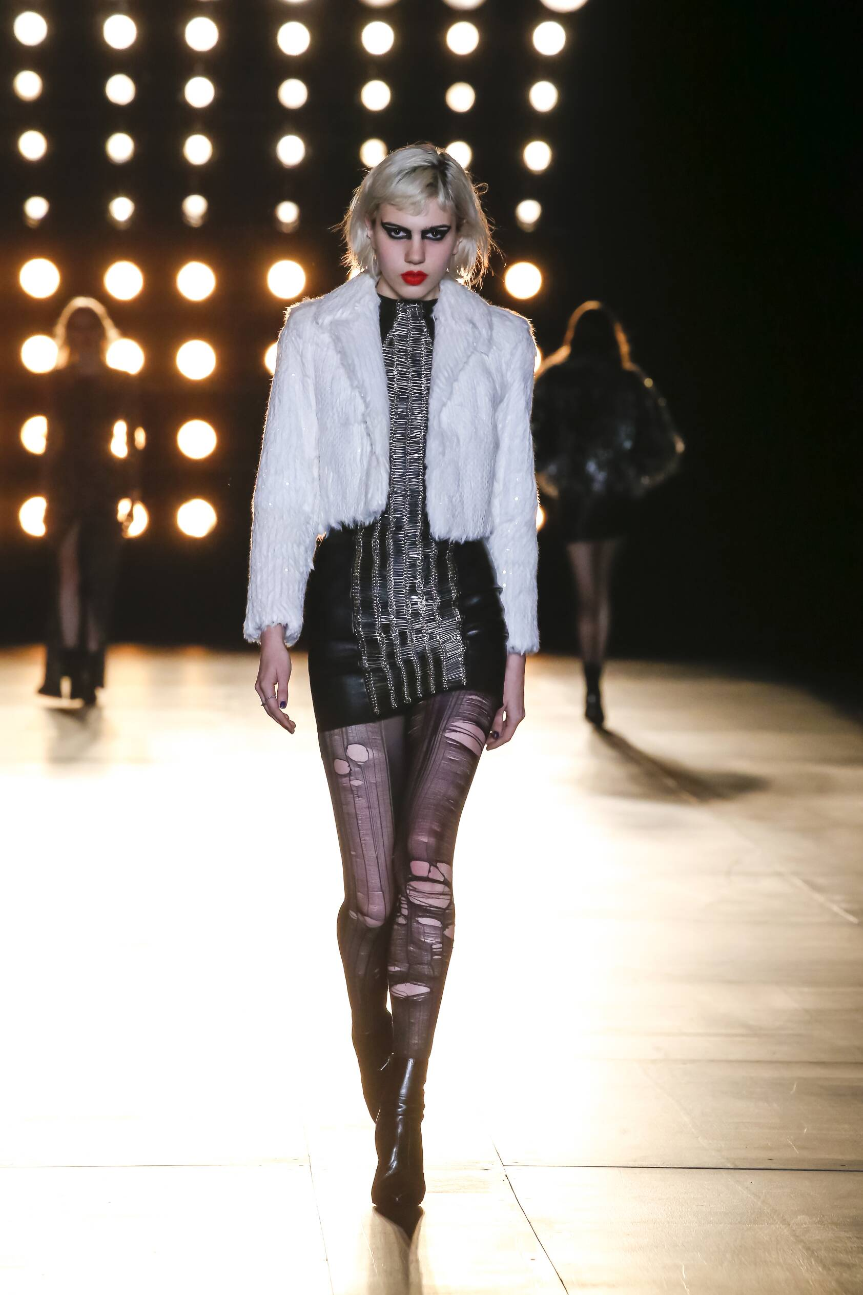 Saint Laurent Collection Woman 2015