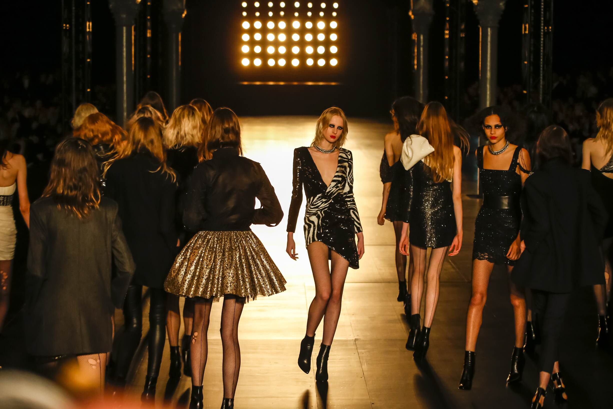 Saint Laurent Finale Collection Women's 2015 2016