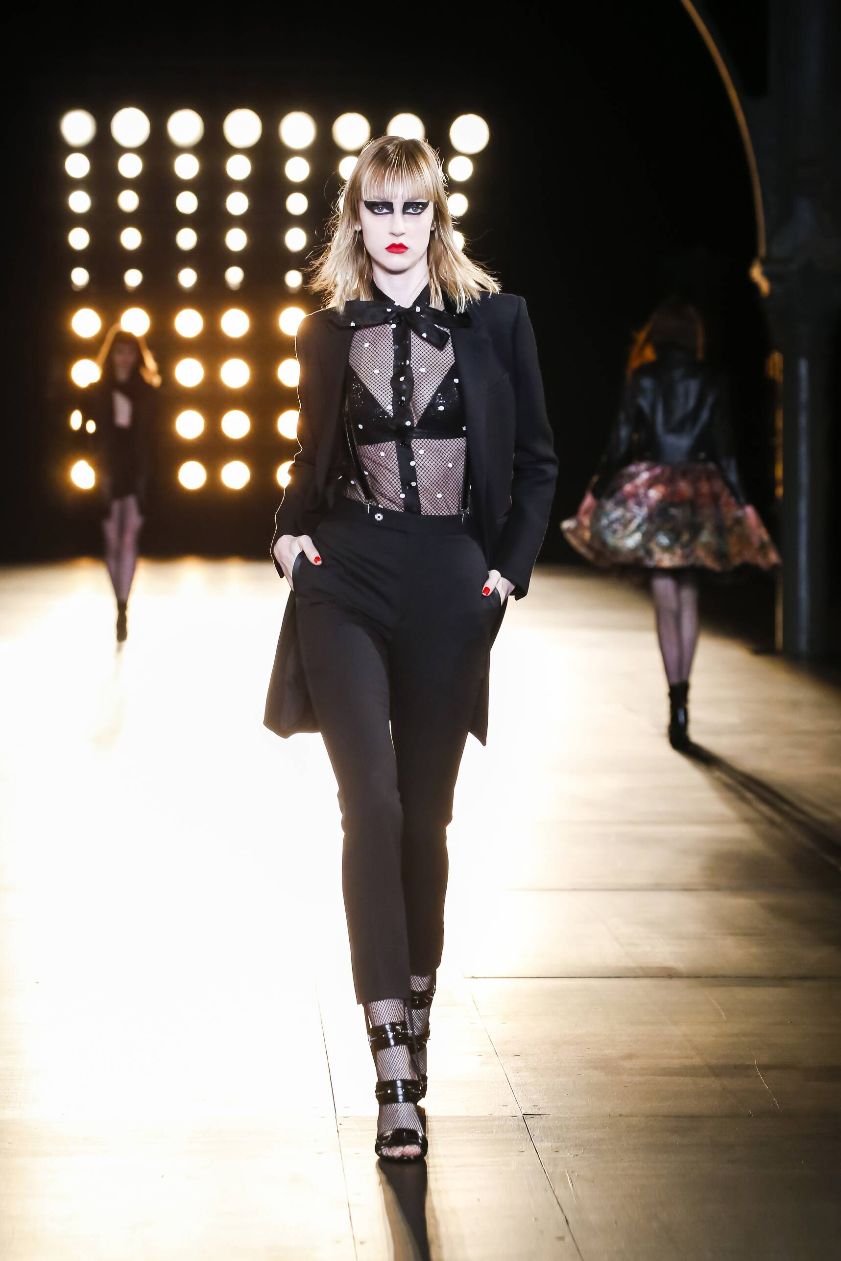 Saint Laurent Women's Collection 2015 2016