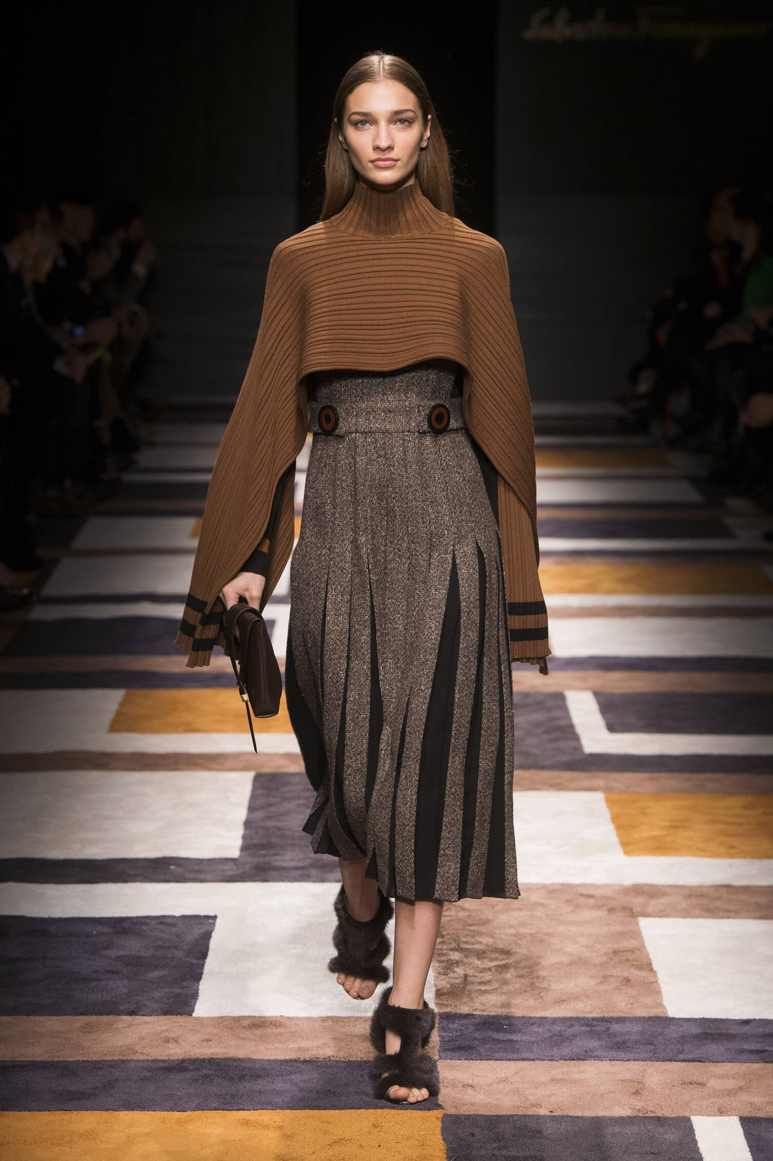 Salvatore Ferragamo Collection Catwalk