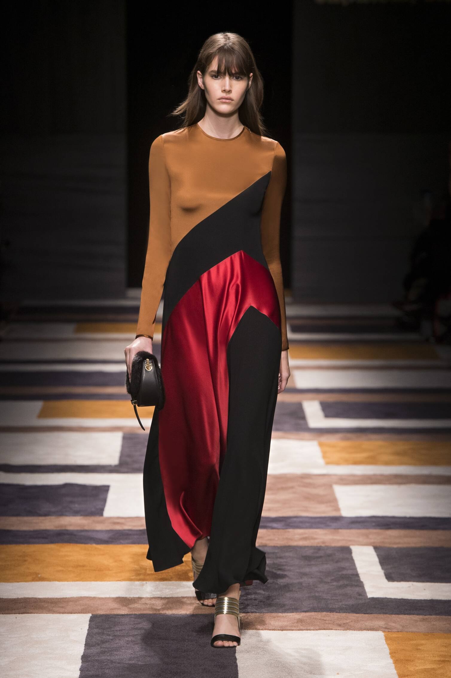 Salvatore Ferragamo Collection Fashion Show FW 2015 2016