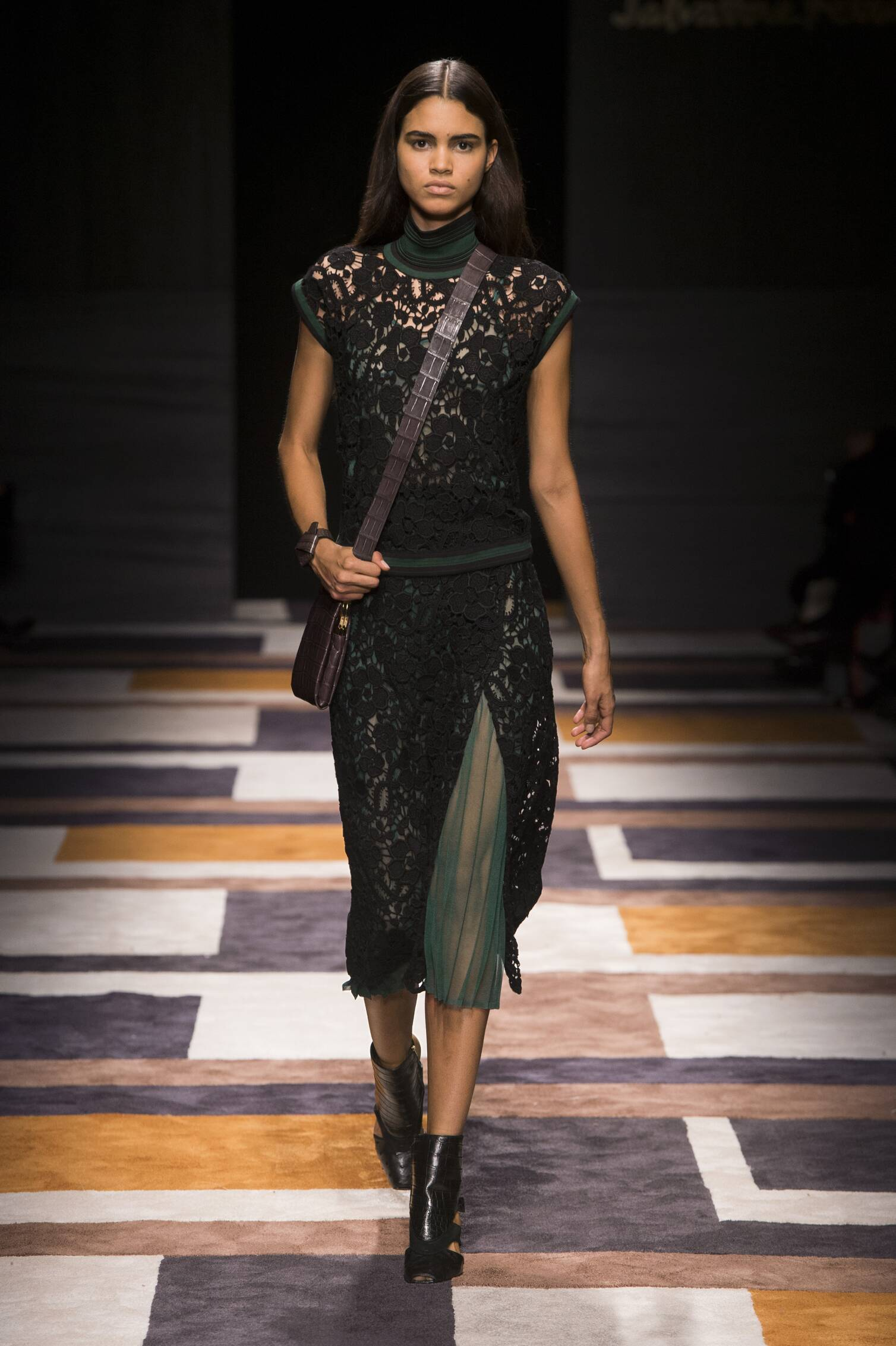 Salvatore Ferragamo Collection Winter 2015 Catwalk