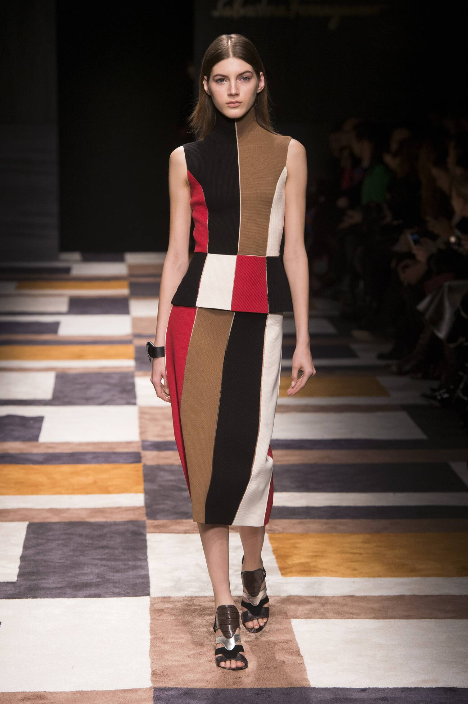 Salvatore Ferragamo Collection Woman 2015