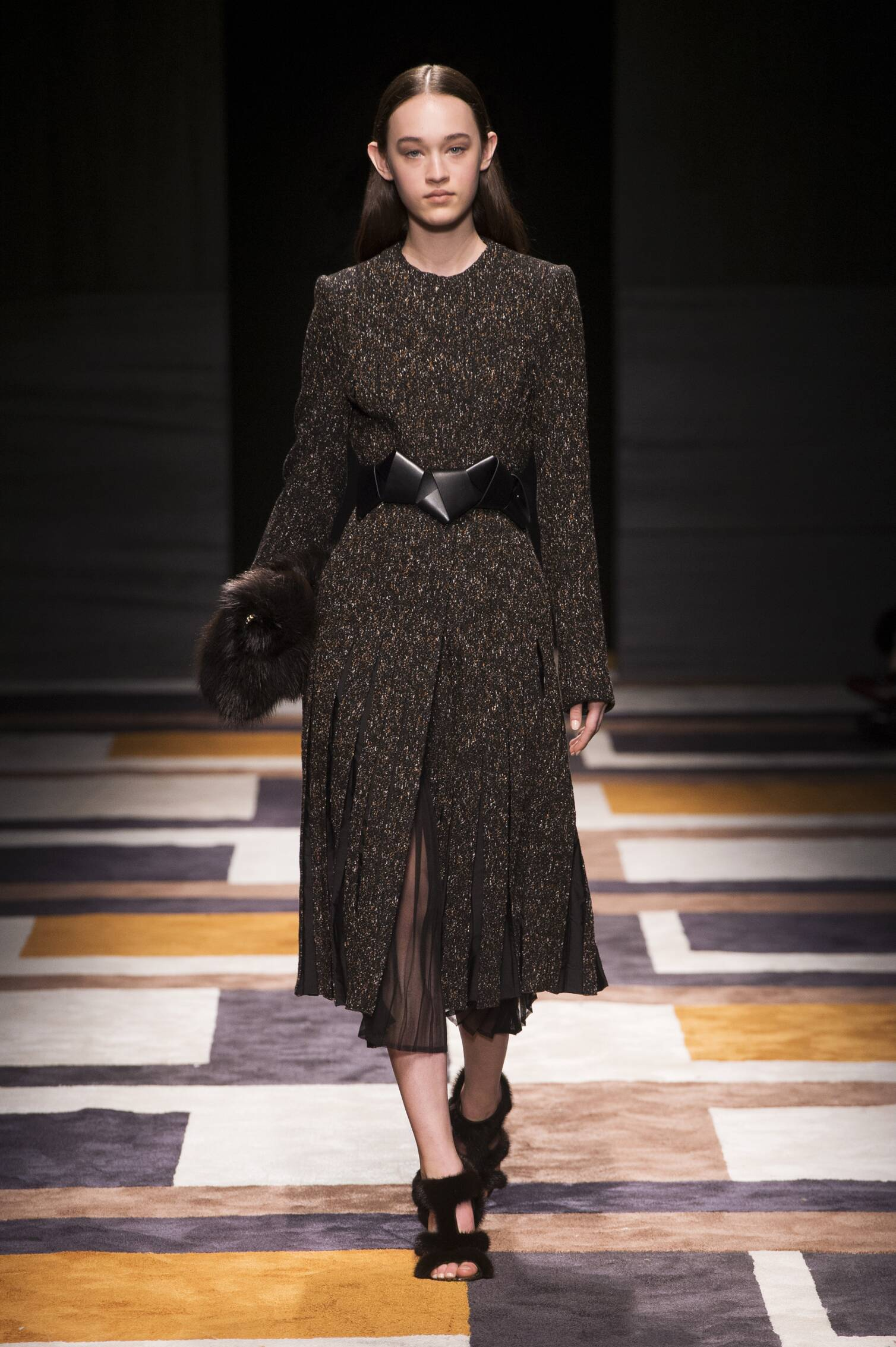 Salvatore Ferragamo Fall Winter 2015 16 Womens Collection Milan Fashion Week