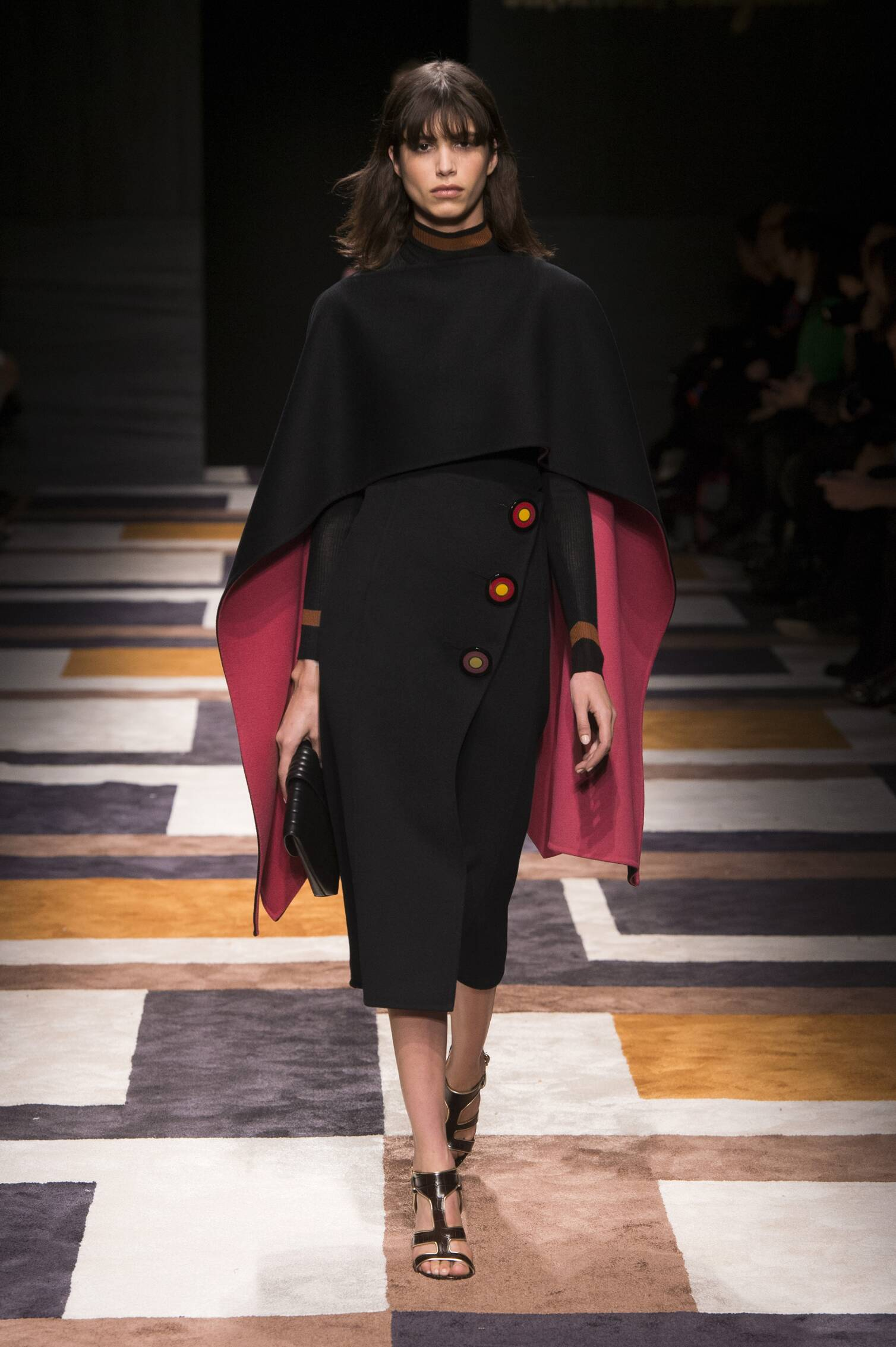 Salvatore Ferragamo Fall Winter 2015 16 Womenswear Collection Milan Fashion Week Fashion Show