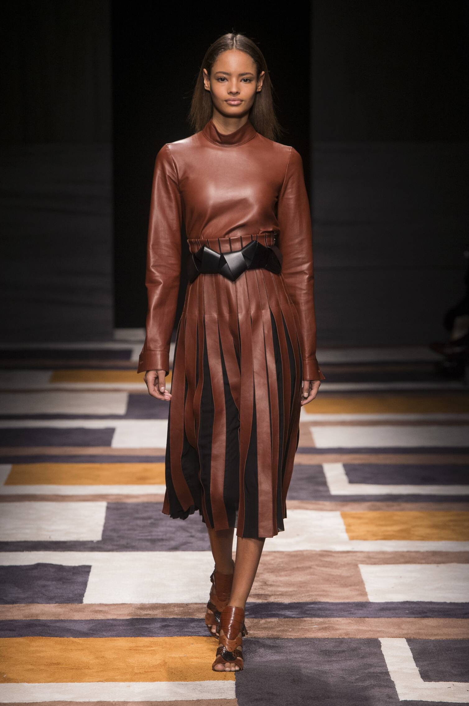 Salvatore Ferragamo Women's Collection 2015 2016