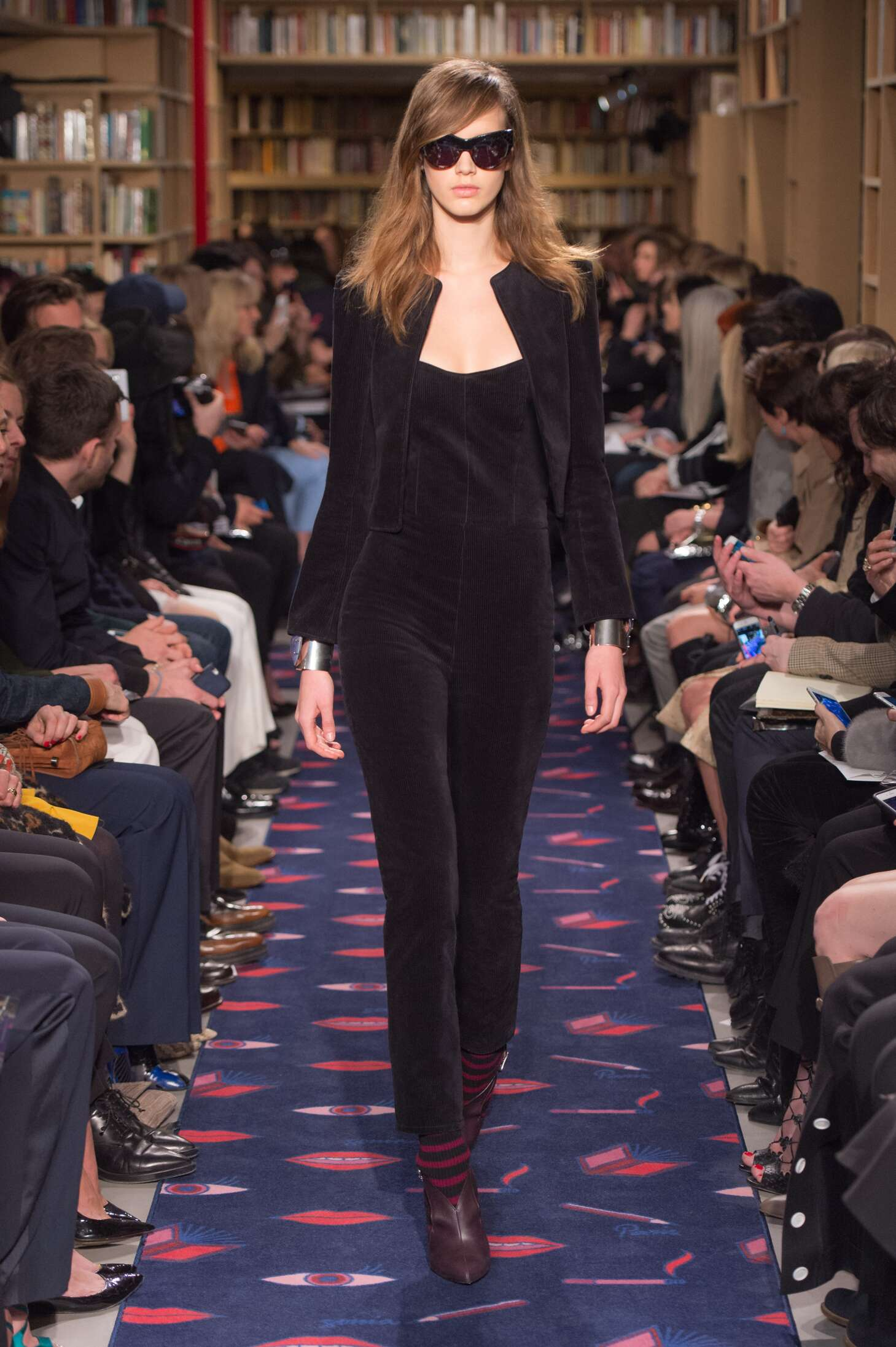 Sonia Rykiel Collection Catwalk