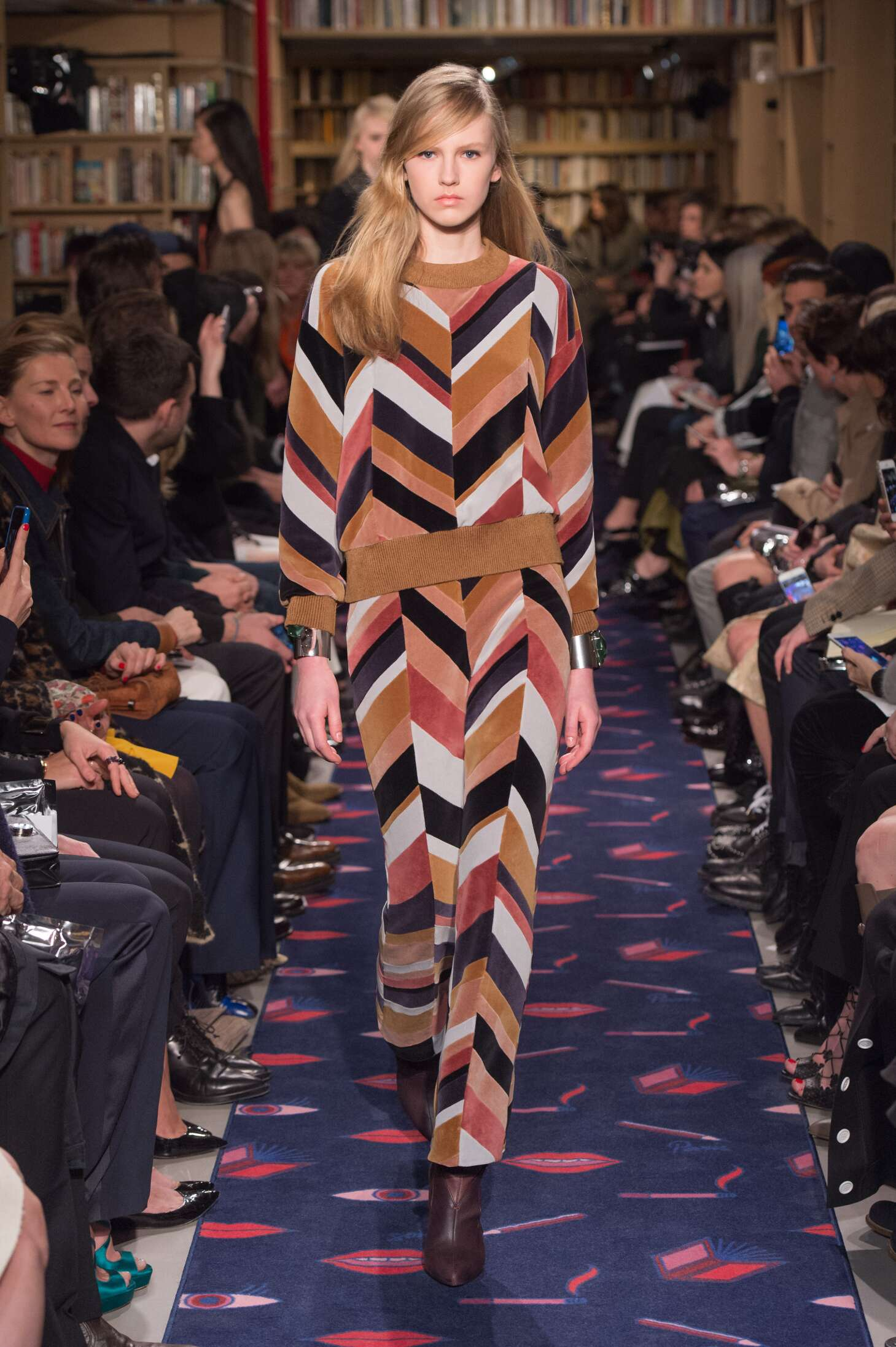 Sonia Rykiel Collection Paris Fashion Week Womenswear