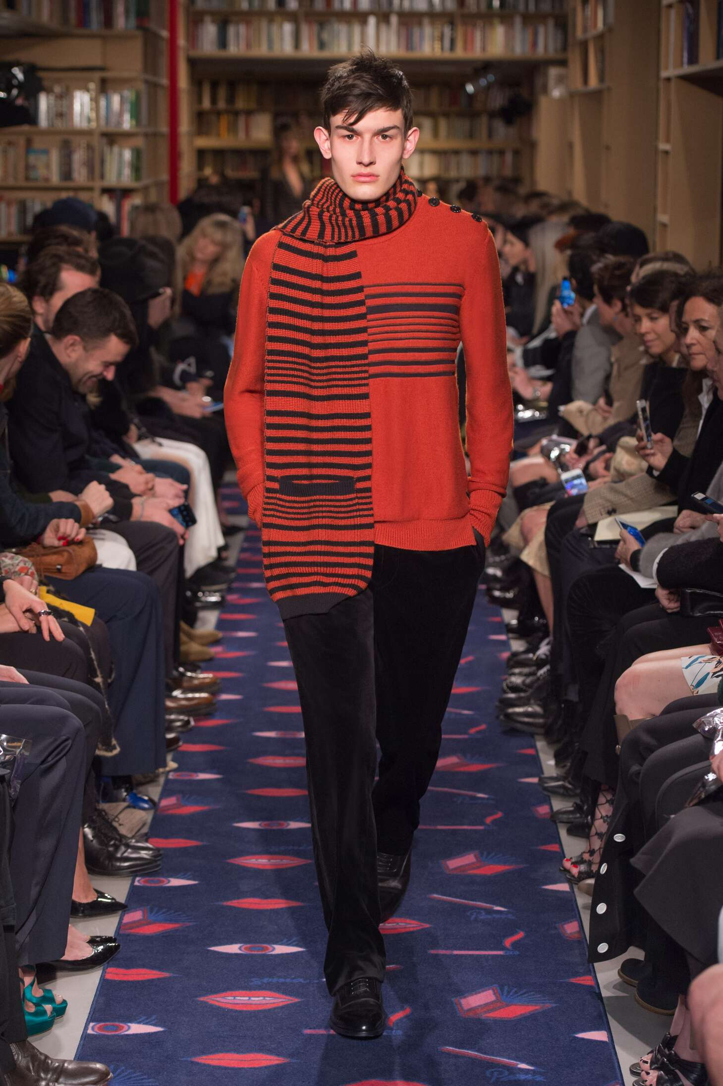 Sonia Rykiel Collection Paris Fashion Week