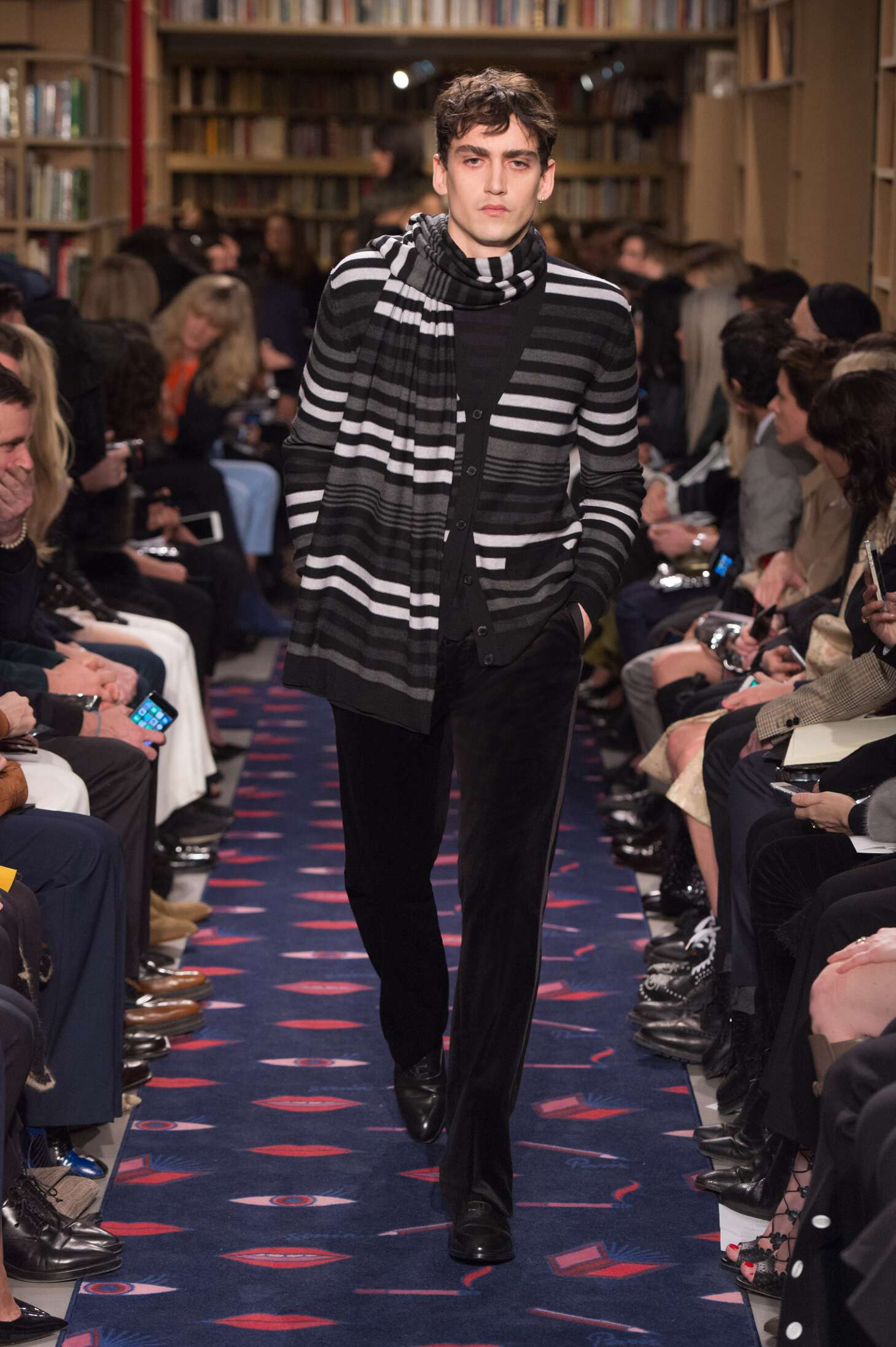 Sonia Rykiel Collection Winter 2015 Catwalk