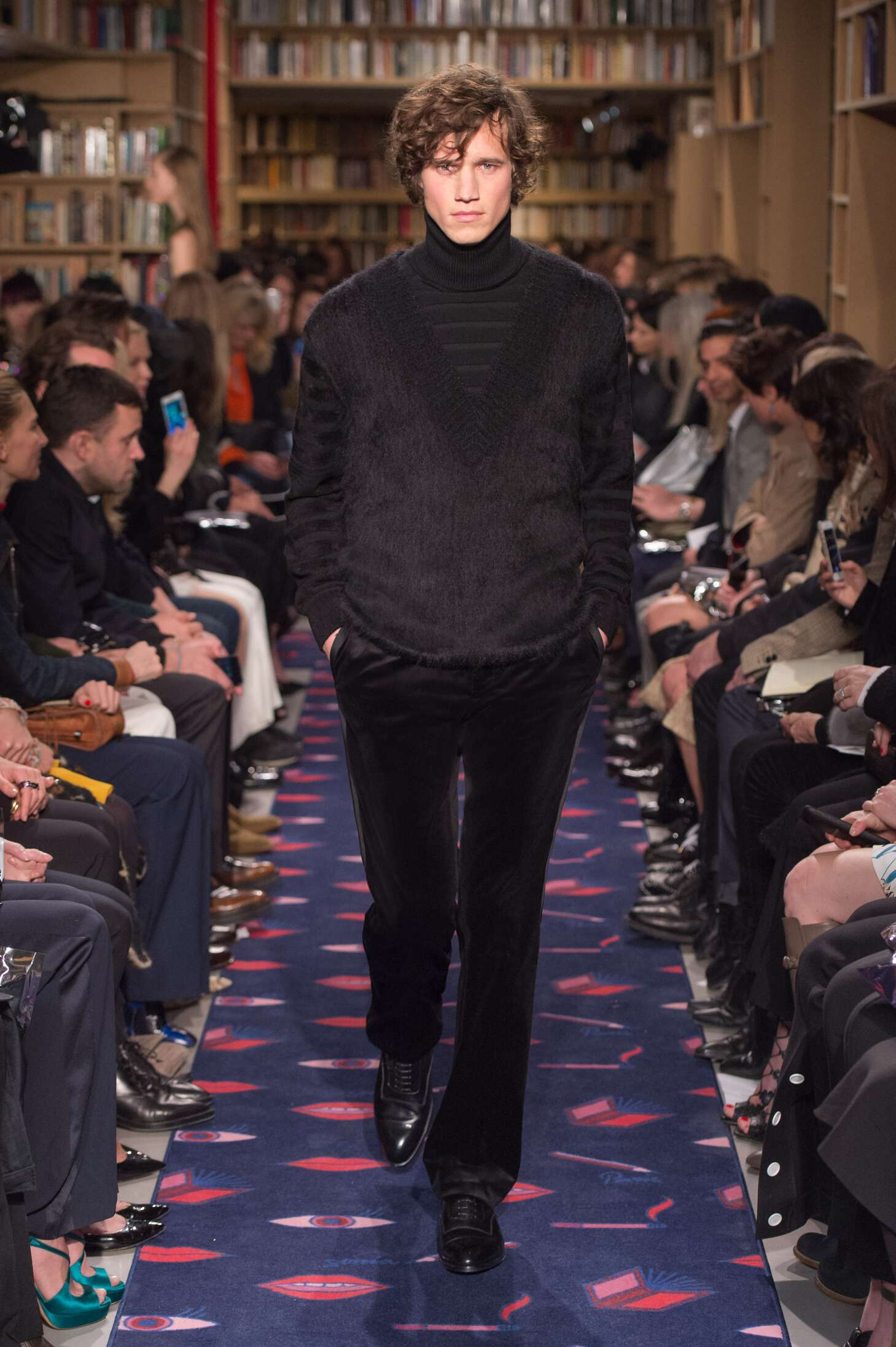 Sonia Rykiel Fall Winter 2015 16 Women's Collection Paris Fashion Week