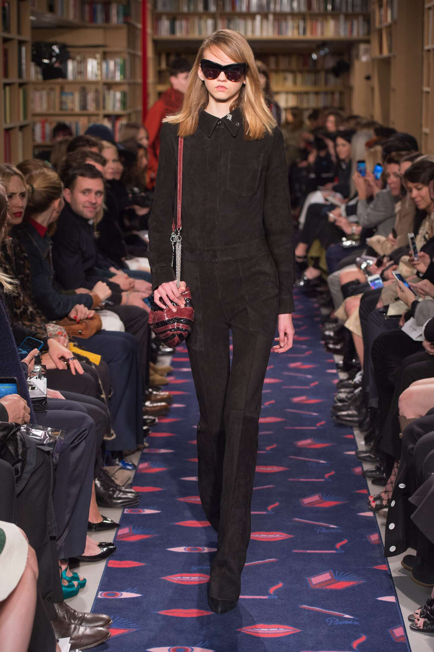 Sonia Rykiel Fall Winter 2015 16 Womens Collection Paris Fashion Week