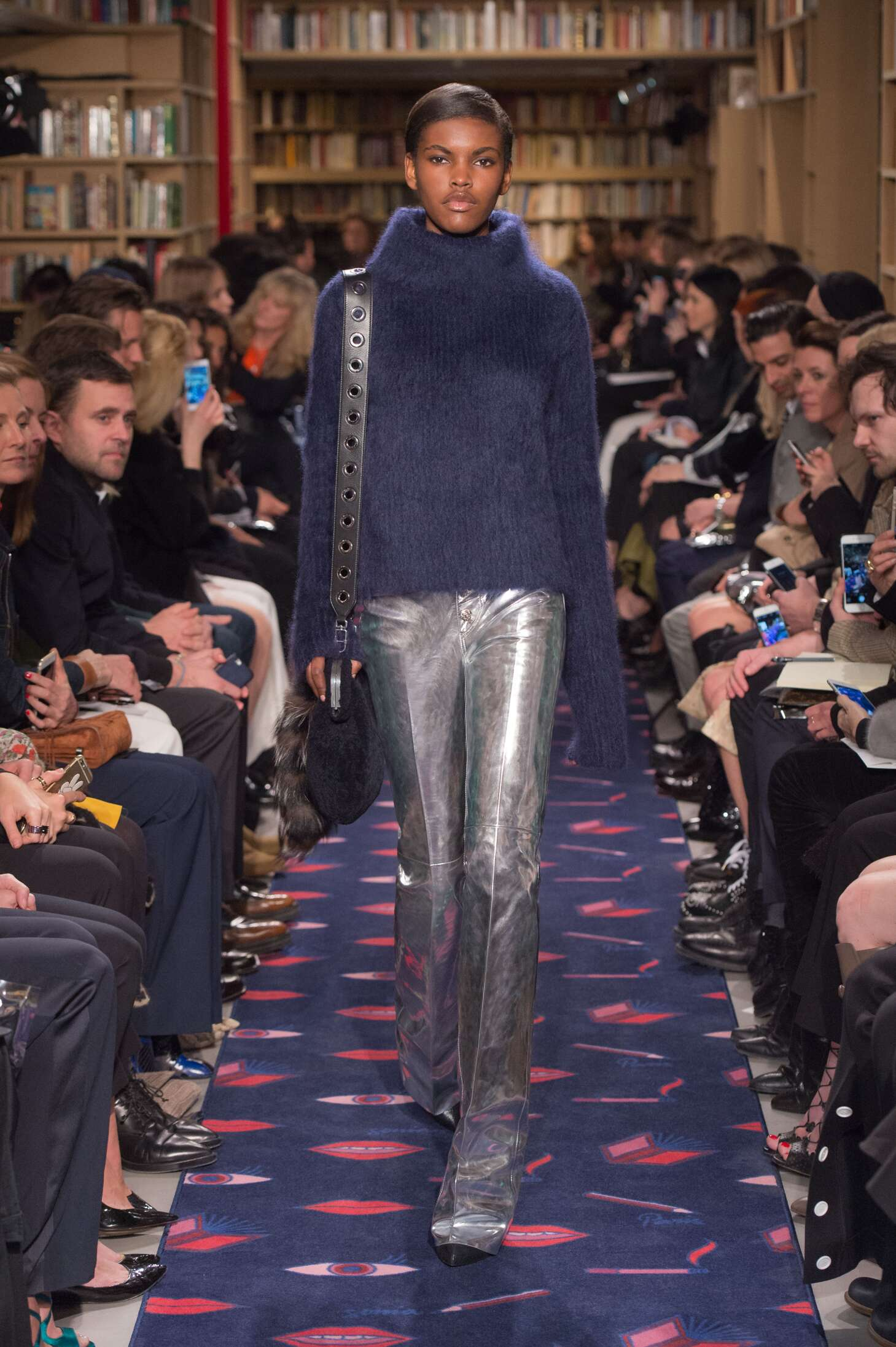 Sonia Rykiel Fall Winter 2015 16 Womenswear Collection Paris Fashion Week Fashion Show