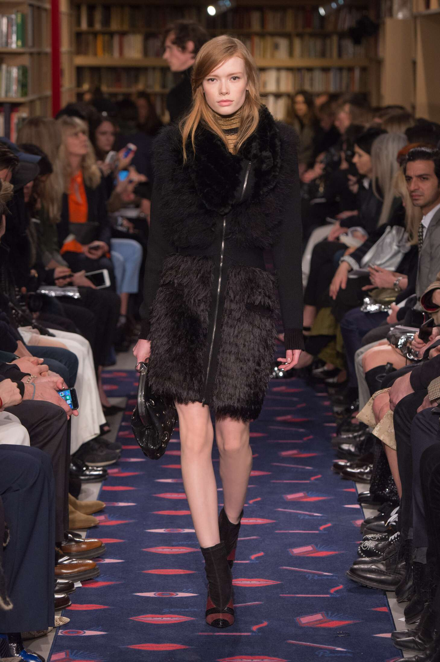 Sonia Rykiel Fashion Show