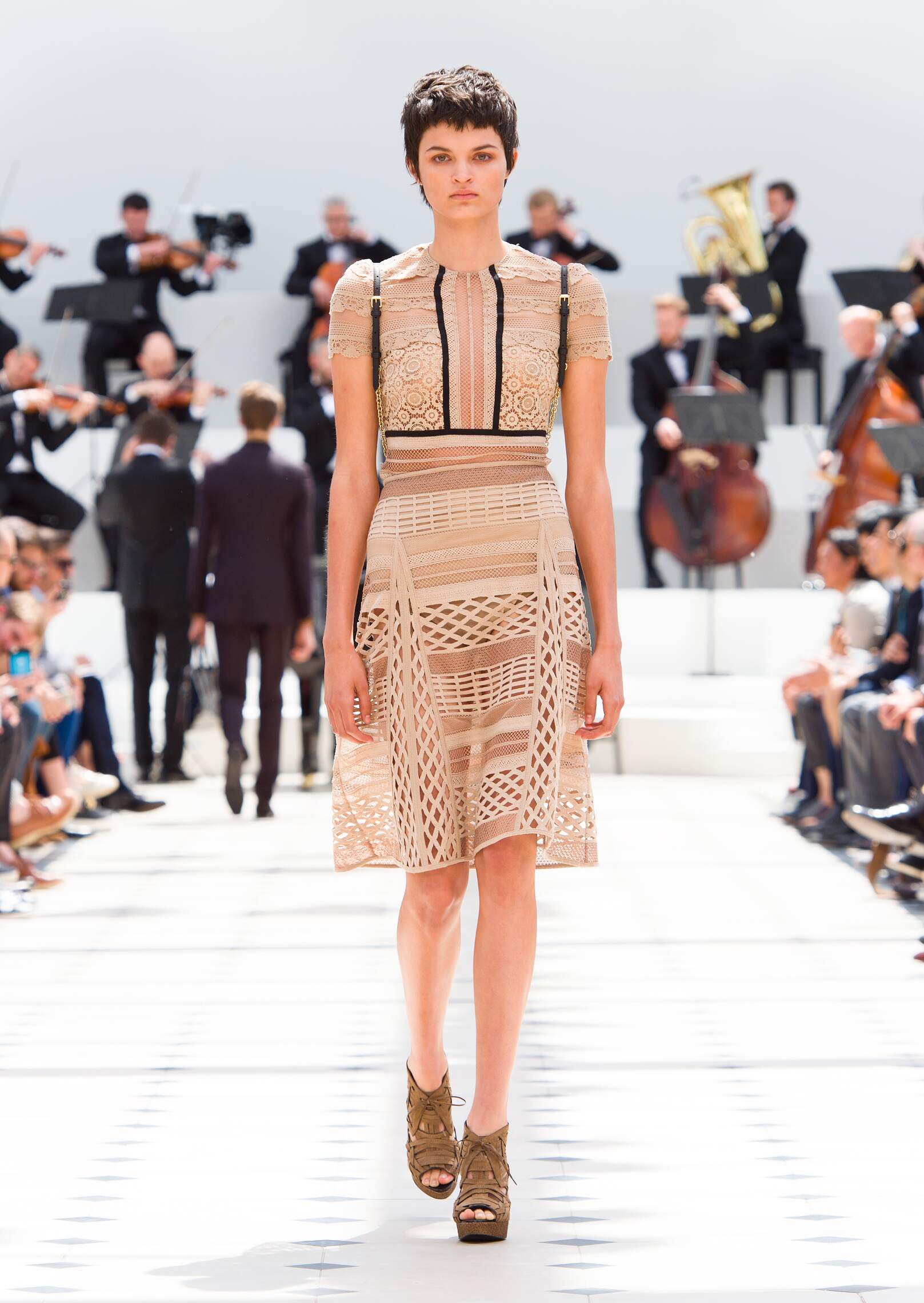 Spring 2016 Fashion Trends Burberry Prorsum Collection