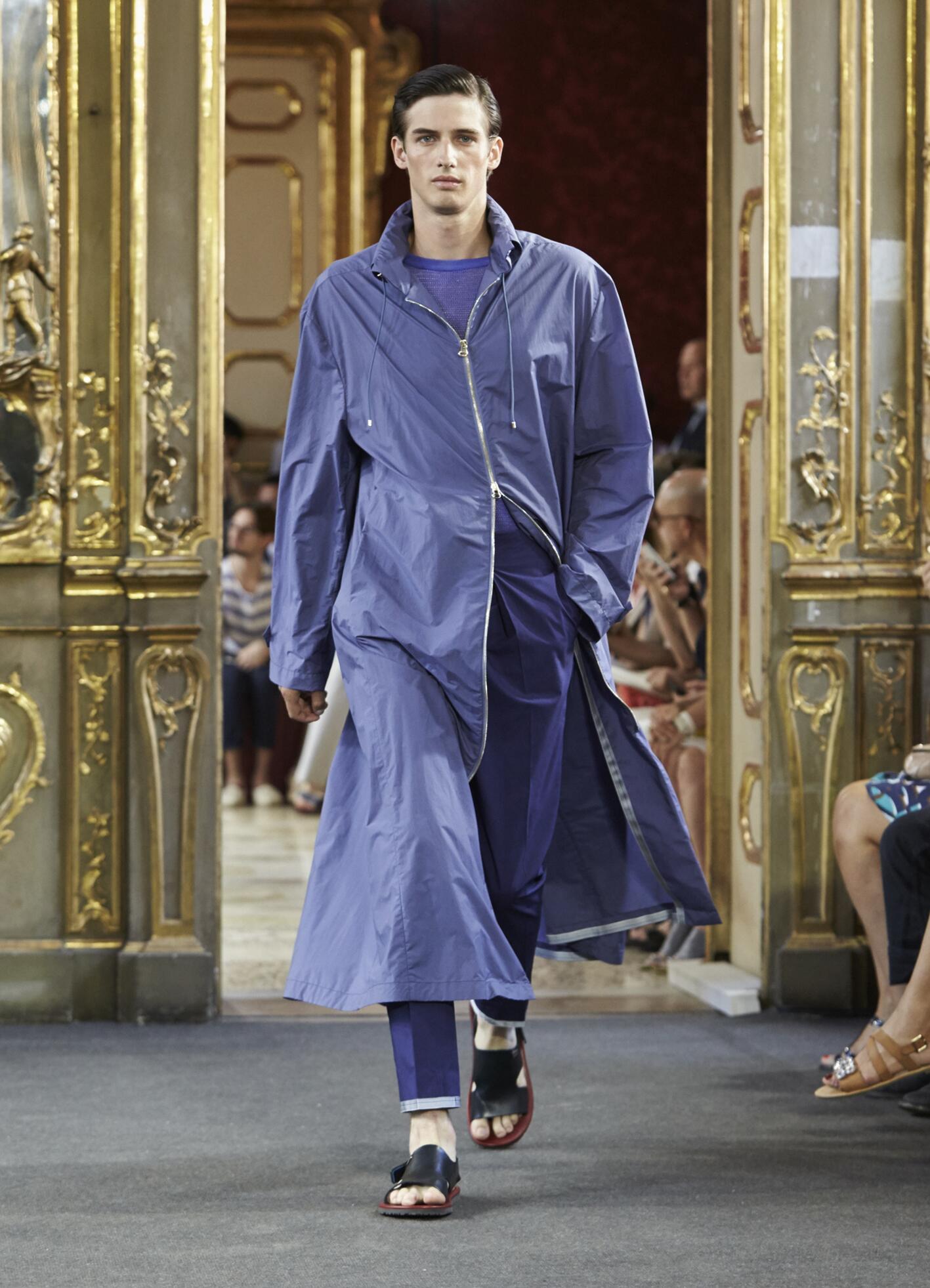Spring 2016 Fashion Trends Corneliani Collection
