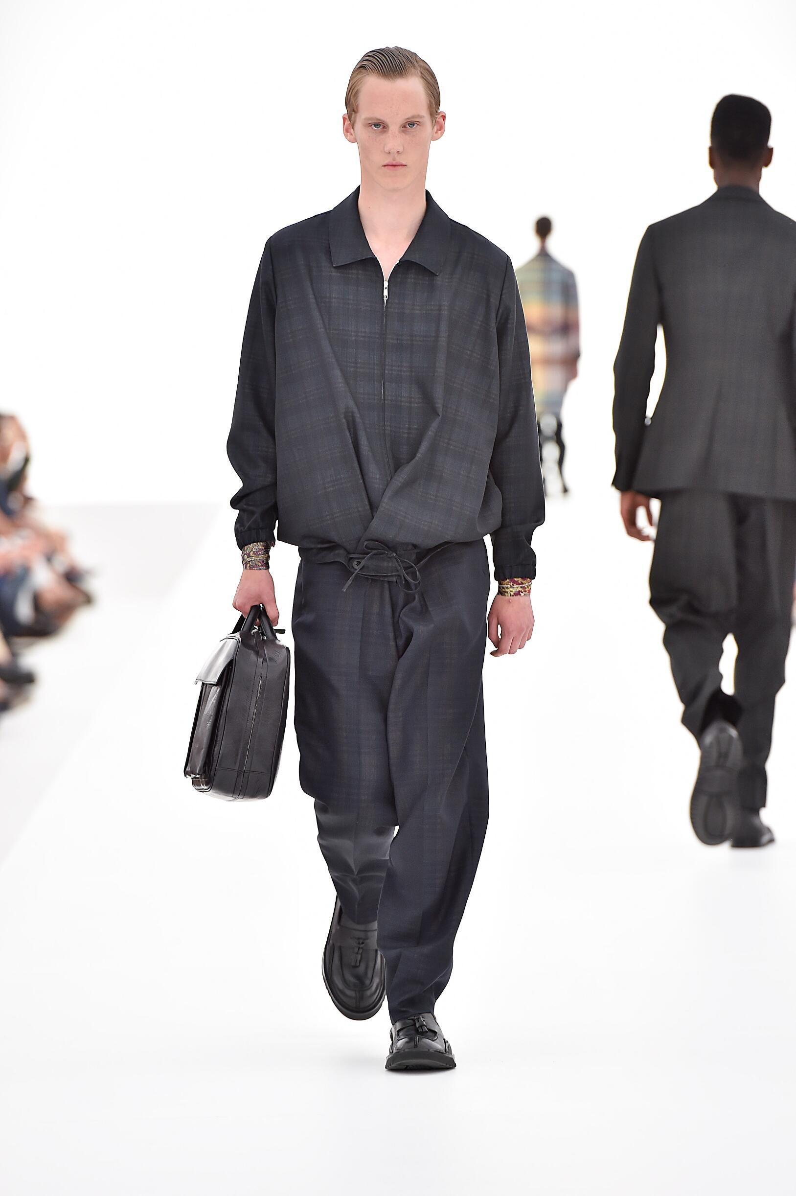 Spring 2016 Fashion Trends Ermenegildo Zegna Couture Collection